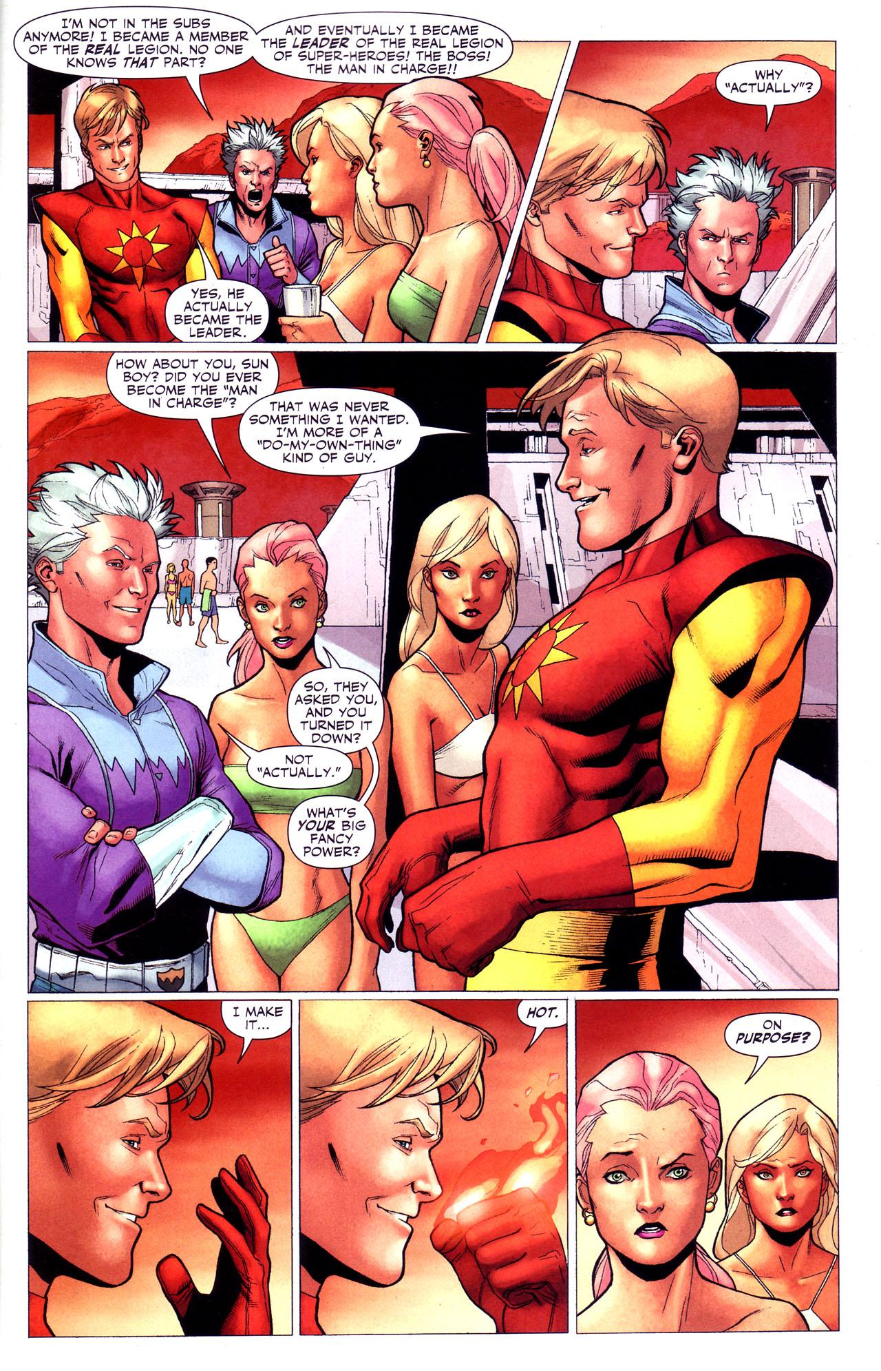 Read online Adventure Comics (2009) comic -  Issue #3 - 23