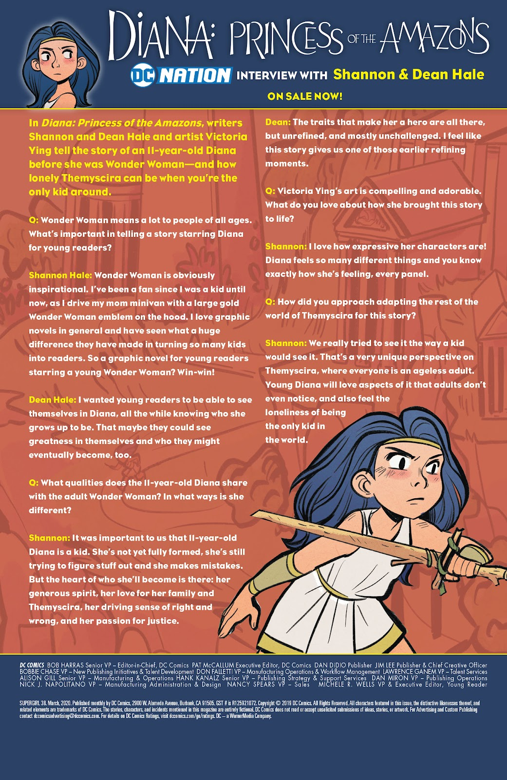 Read online Supergirl (2016) comic -  Issue #38 - 28