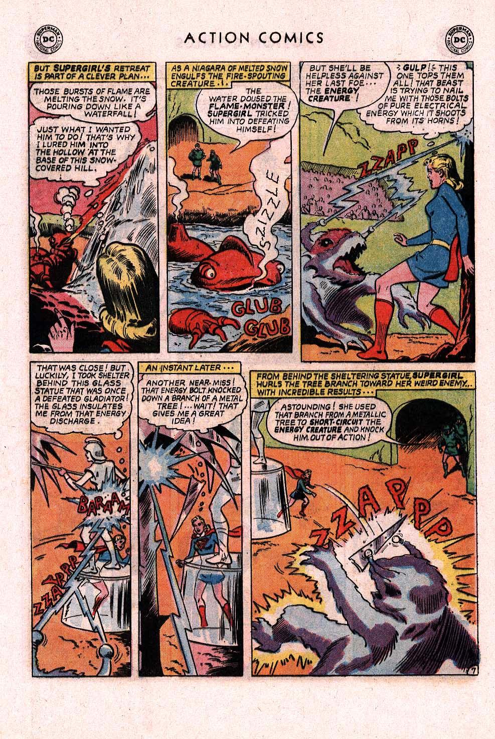 Action Comics (1938) 328 Page 19