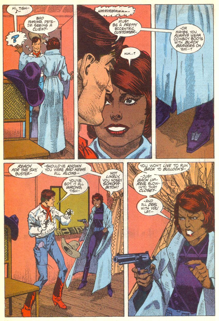 American Flagg! issue 16 - Page 15