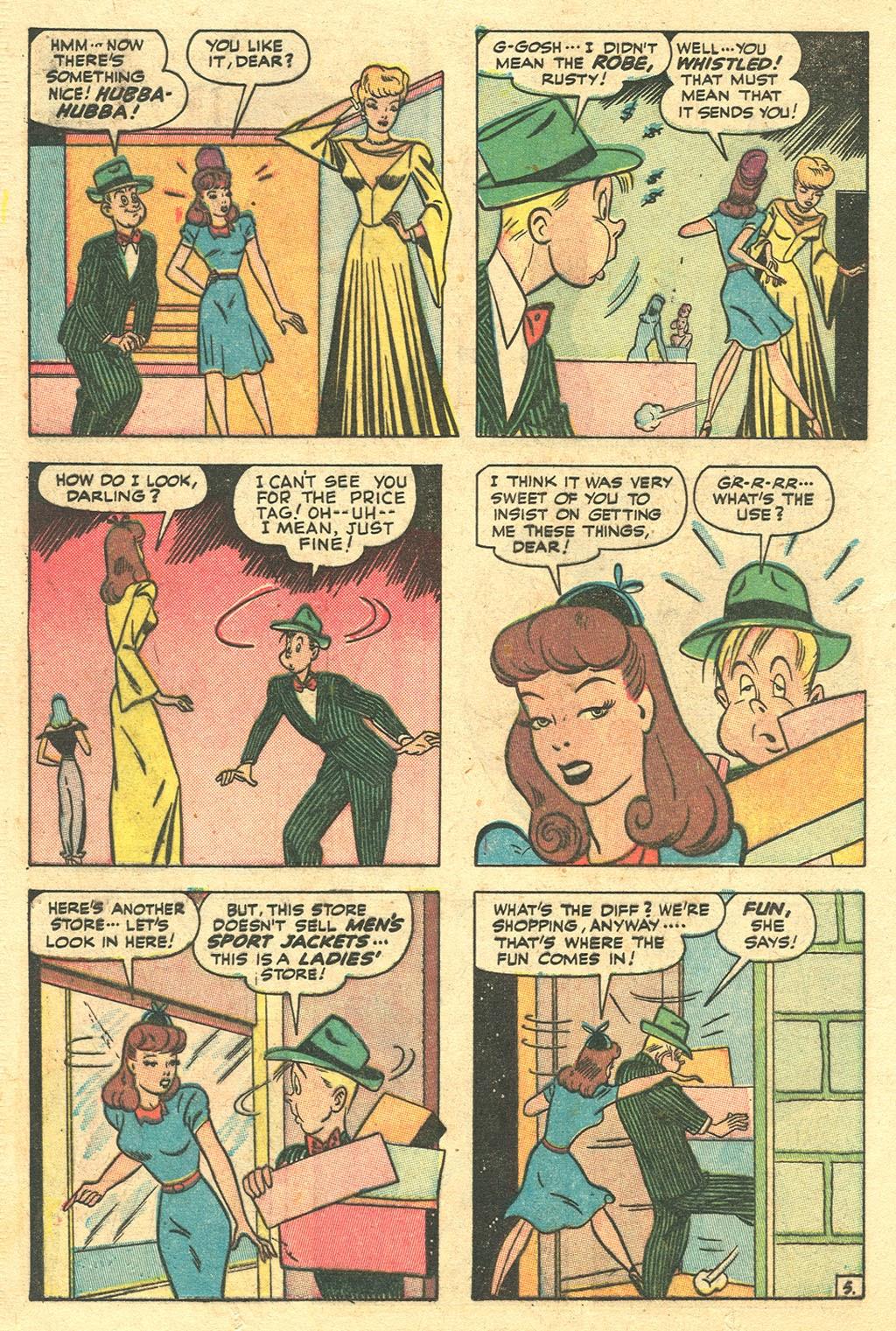 Tessie the Typist issue 11 - Page 20