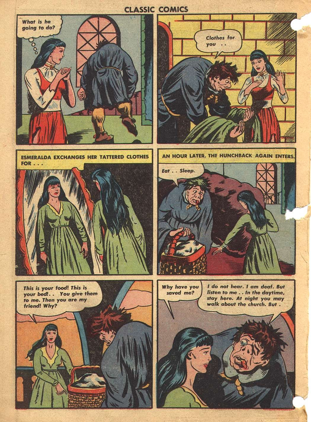 Classics Illustrated issue 18 - Page 39