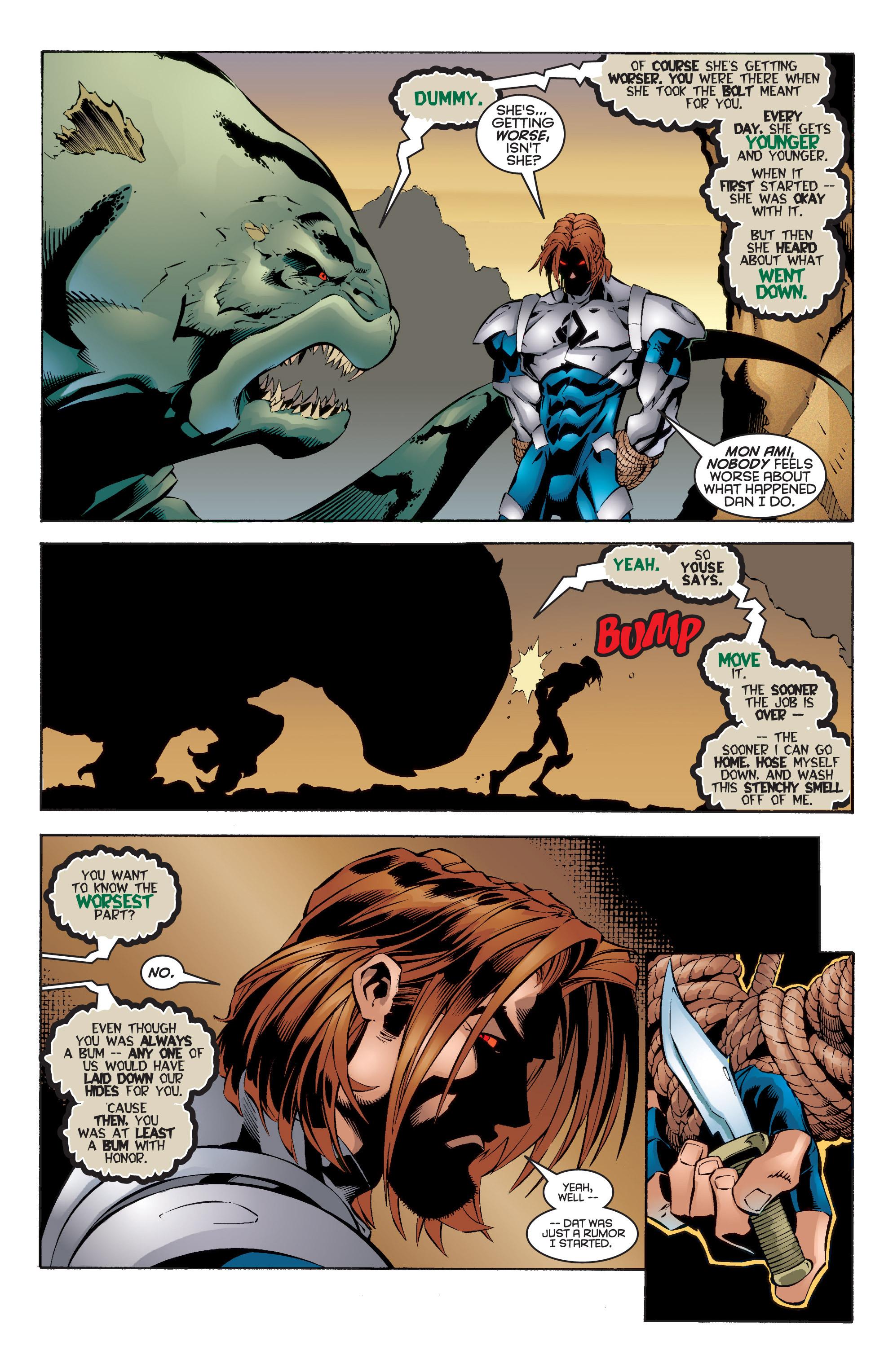 Read online Uncanny X-Men (1963) comic -  Issue #347 - 16