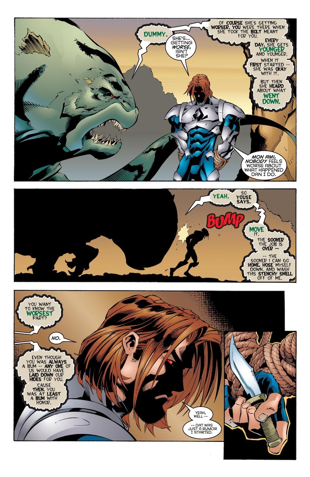 Uncanny X-Men (1963) issue 347 - Page 16