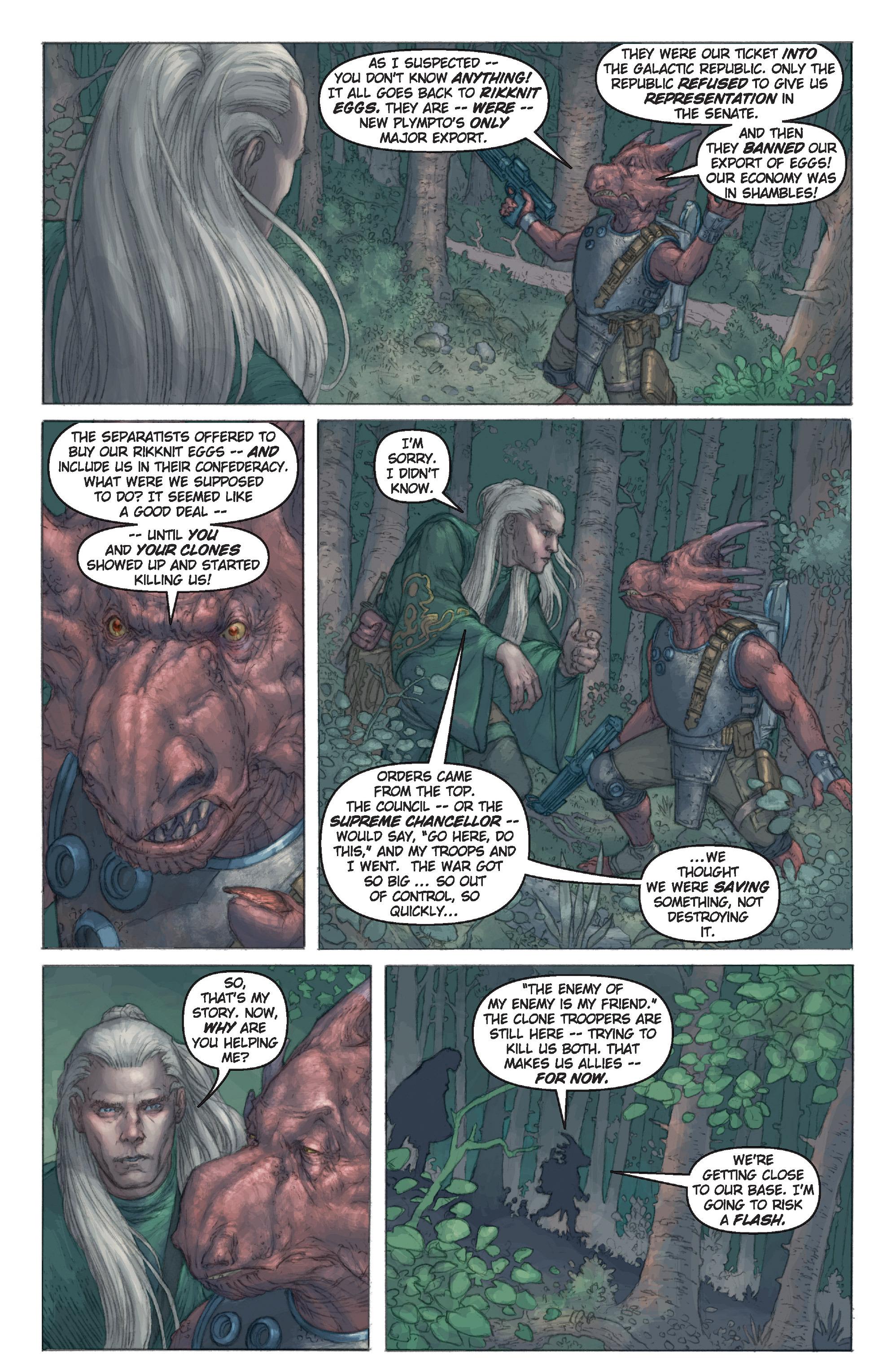Read online Star Wars Omnibus comic -  Issue # Vol. 31 - 27