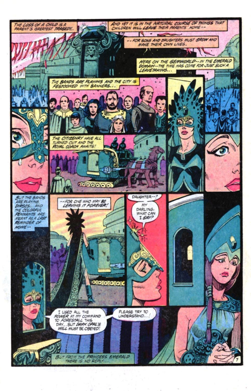 Read online Amethyst, Princess of Gemworld comic -  Issue #4 - 8