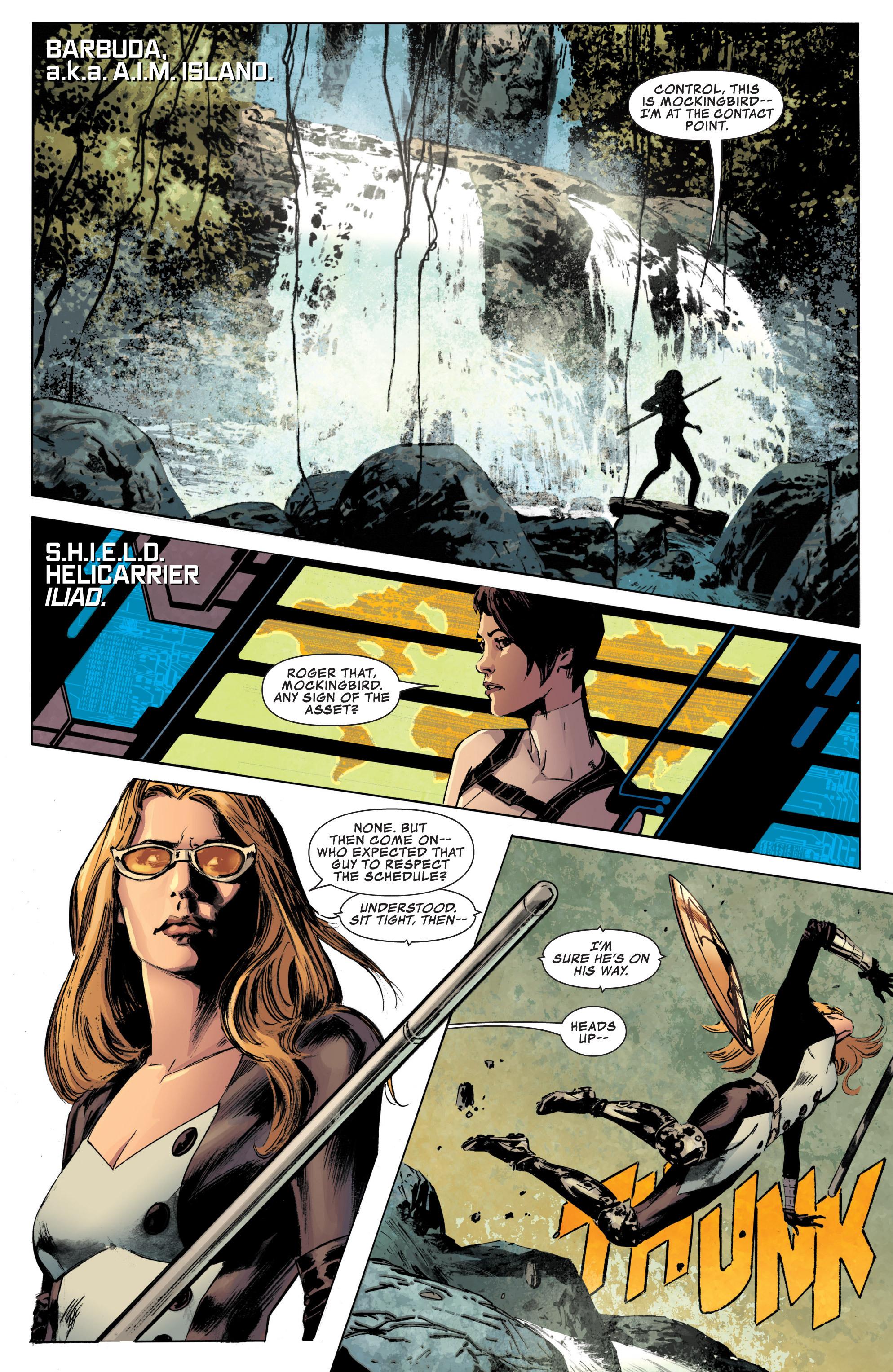 Read online Secret Avengers (2013) comic -  Issue #6 - 10