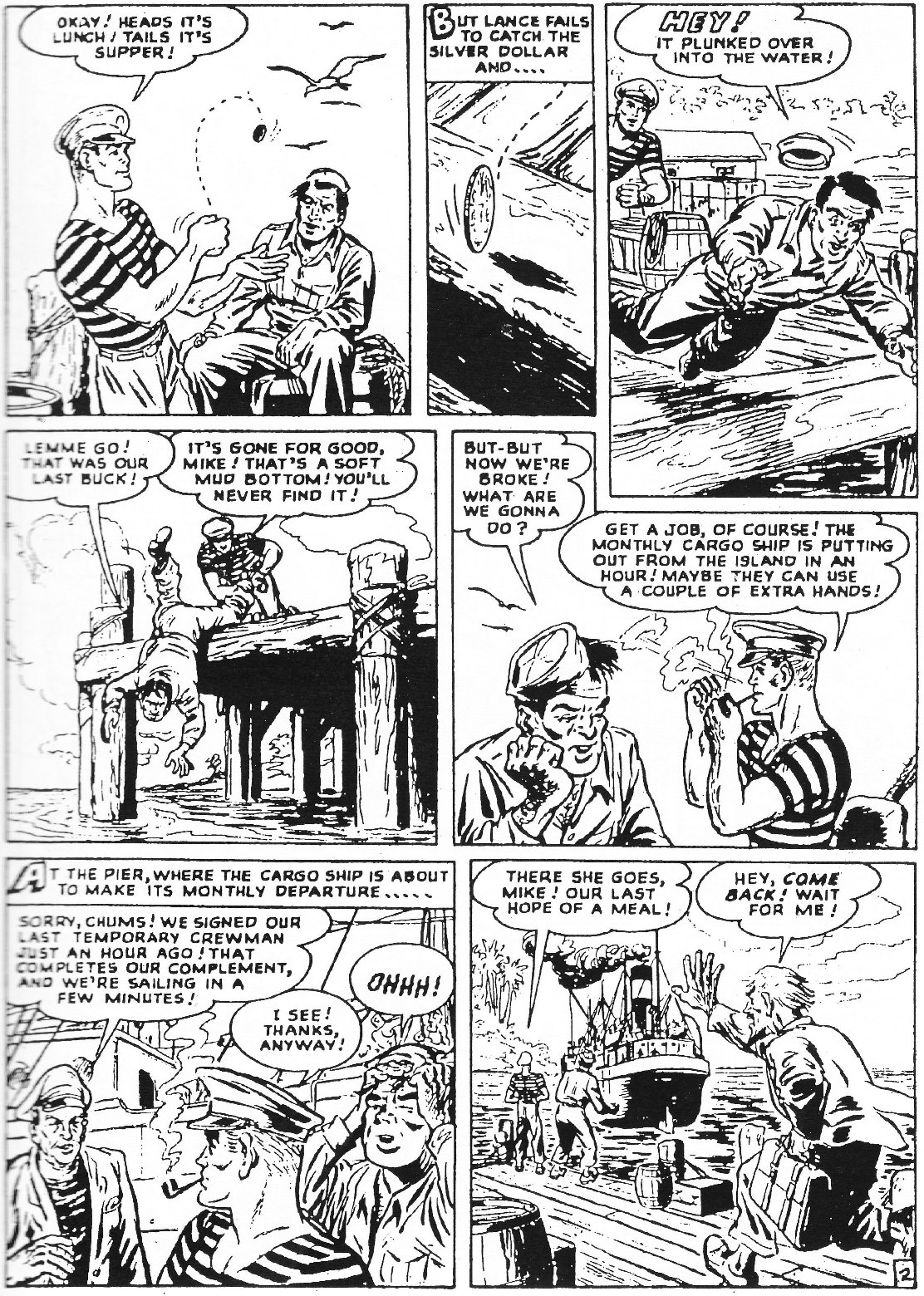 Read online Men of Mystery Comics comic -  Issue #70 - 59
