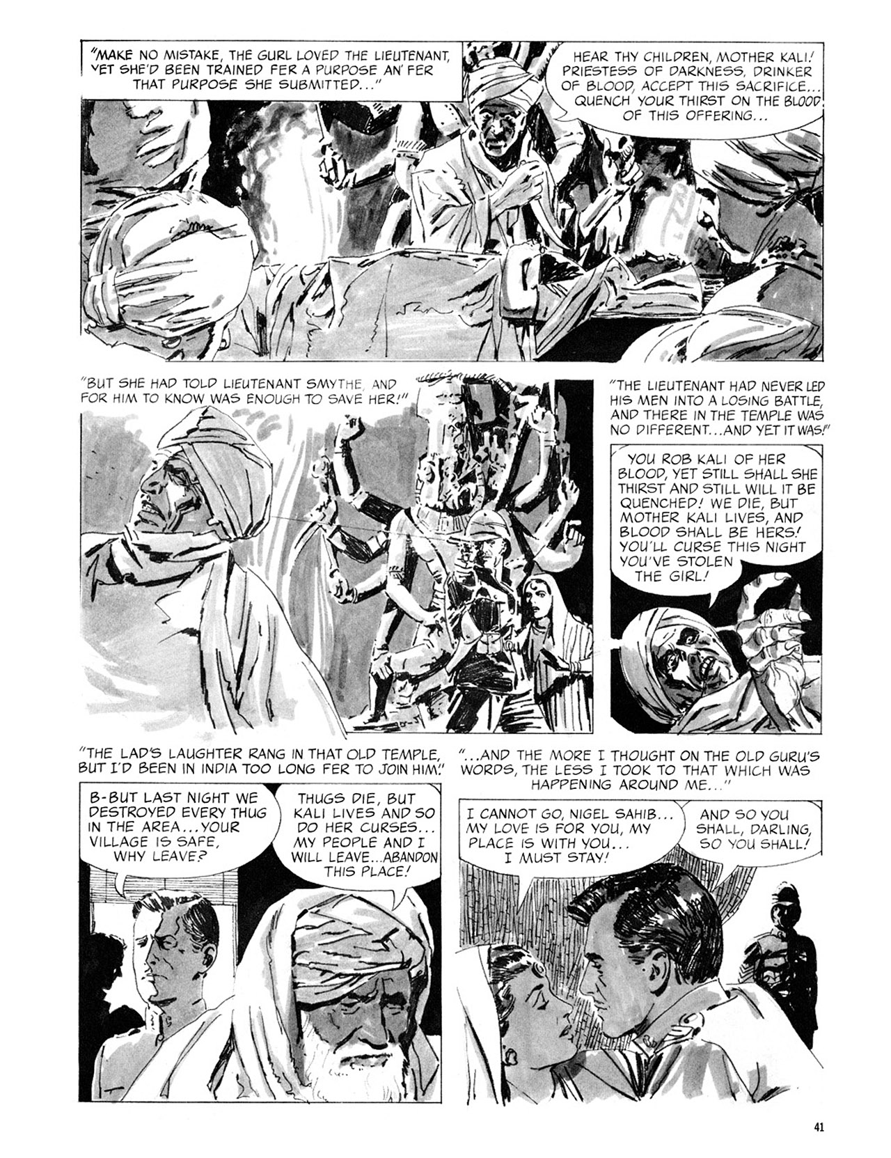 Read online Eerie Archives comic -  Issue # TPB 2 - 42