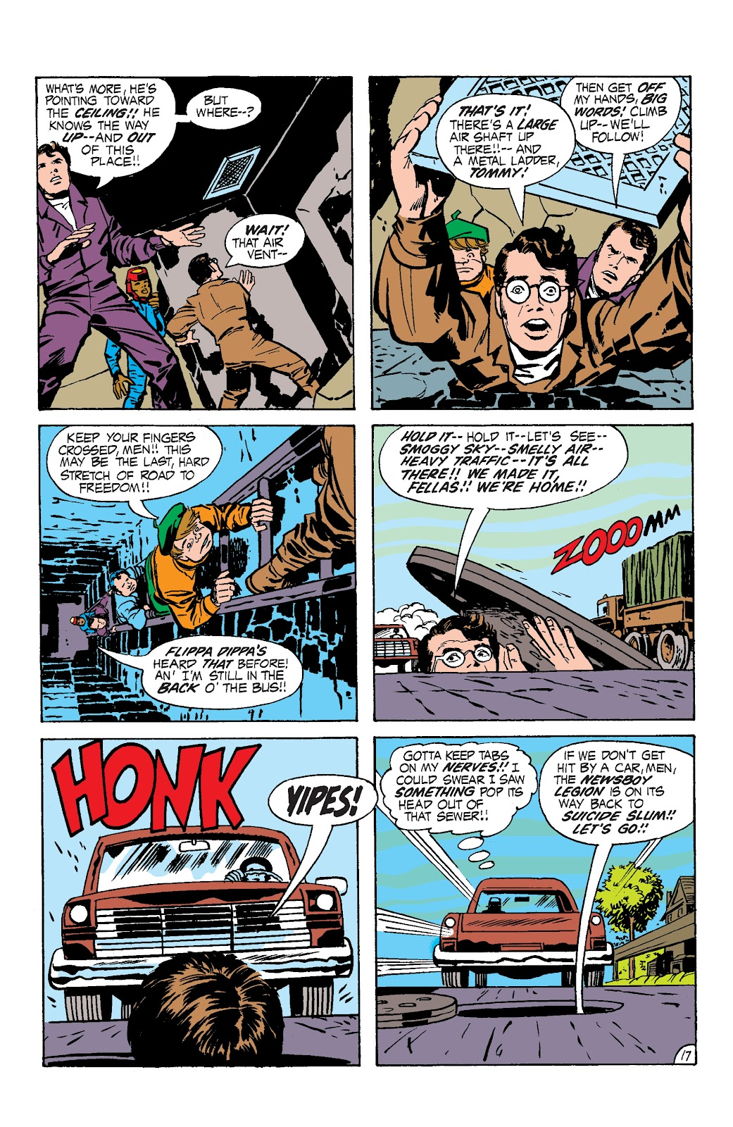 Read online Superman's Pal, Jimmy Olsen by Jack Kirby comic -  Issue # TPB (Part 3) - 31