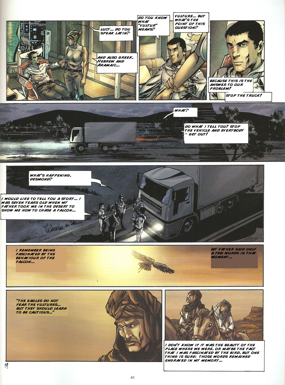 Read online Assassin's Creed (2009) comic -  Issue #2 - 41