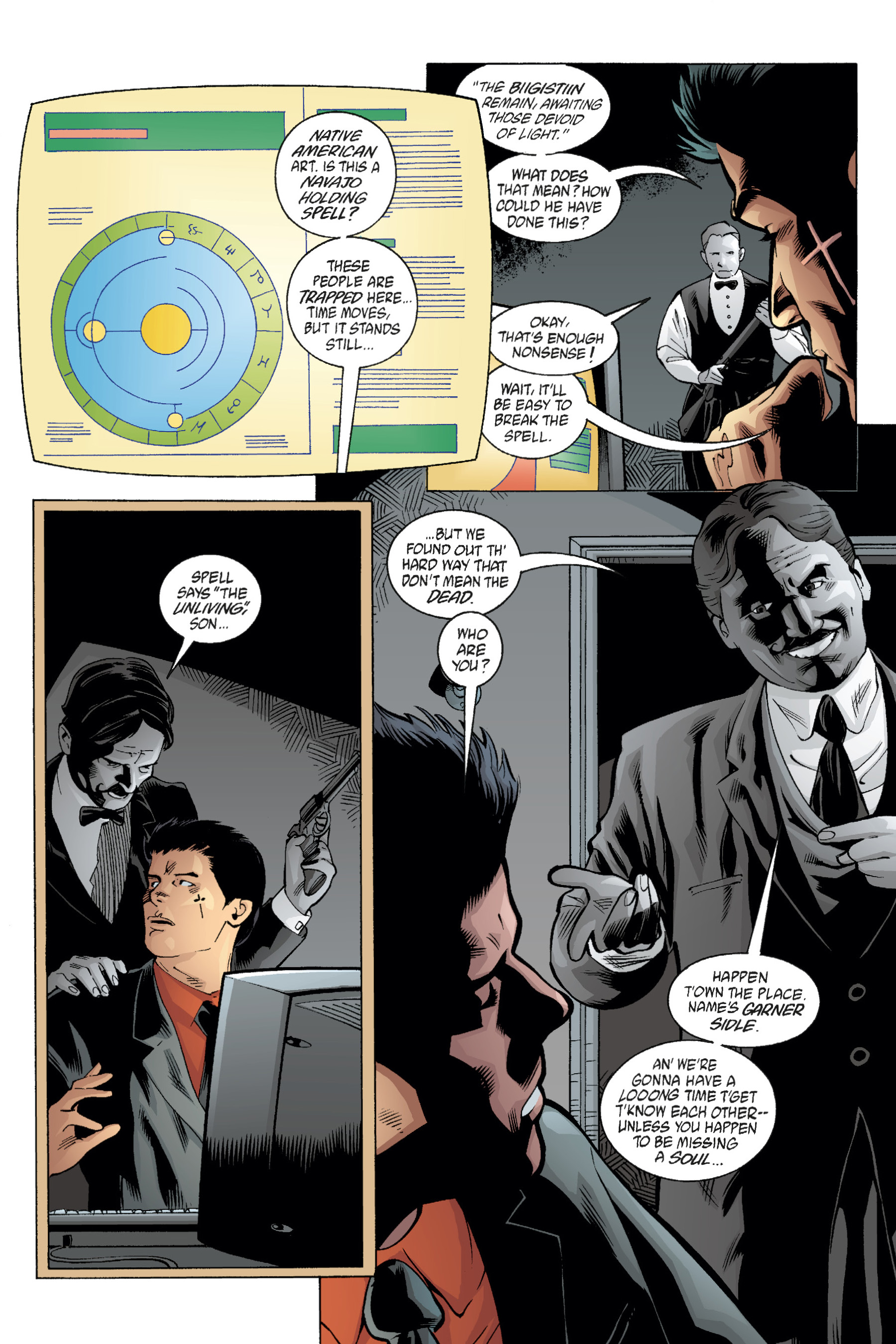 Read online Buffy the Vampire Slayer: Omnibus comic -  Issue # TPB 1 - 166