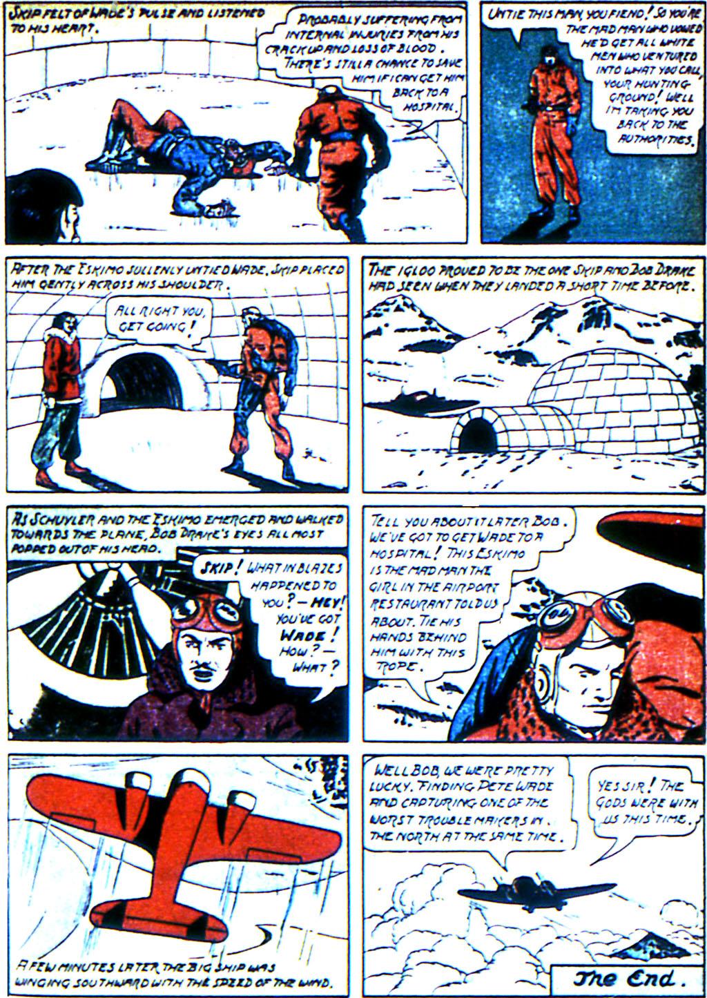 Read online Adventure Comics (1938) comic -  Issue #45 - 49