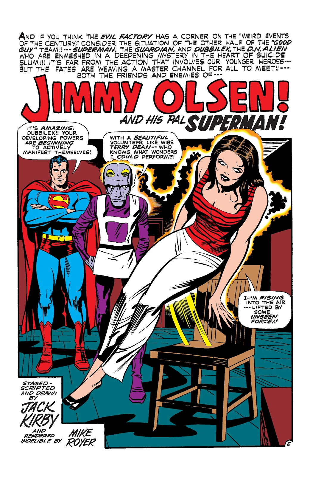 Read online Superman's Pal, Jimmy Olsen by Jack Kirby comic -  Issue # TPB (Part 3) - 92