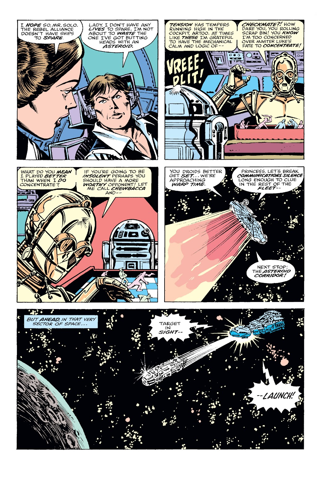 Read online Star Wars Legends: The Original Marvel Years - Epic Collection comic -  Issue # TPB 2 (Part 2) - 88