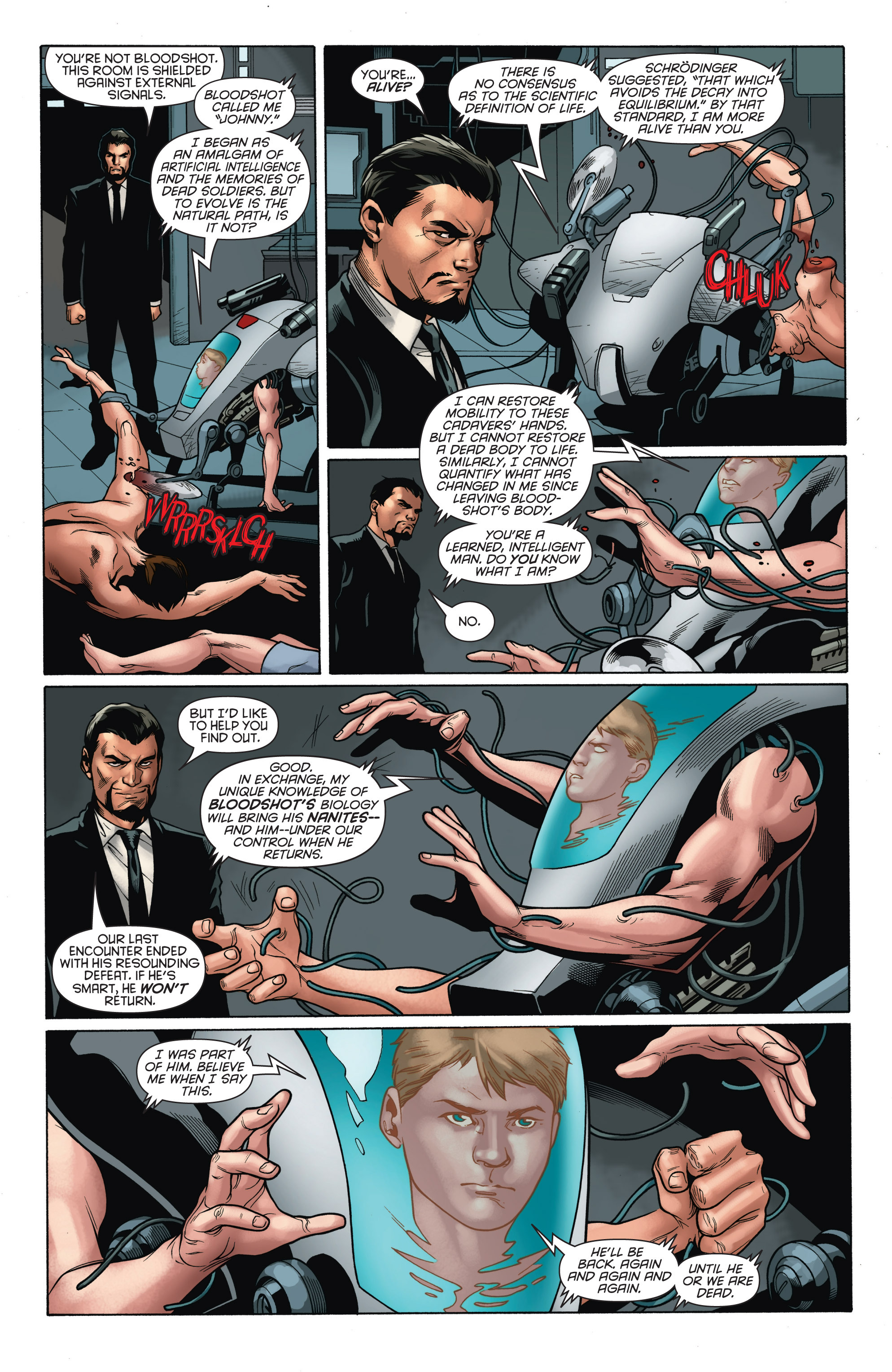 Read online Bloodshot and H.A.R.D.Corps comic -  Issue # TPB 4 - 59