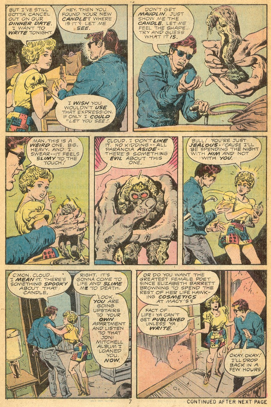 Man-Thing (1974) issue 15 - Page 6