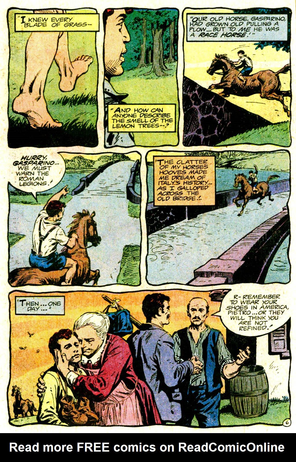 Read online Sgt. Rock comic -  Issue #364 - 9