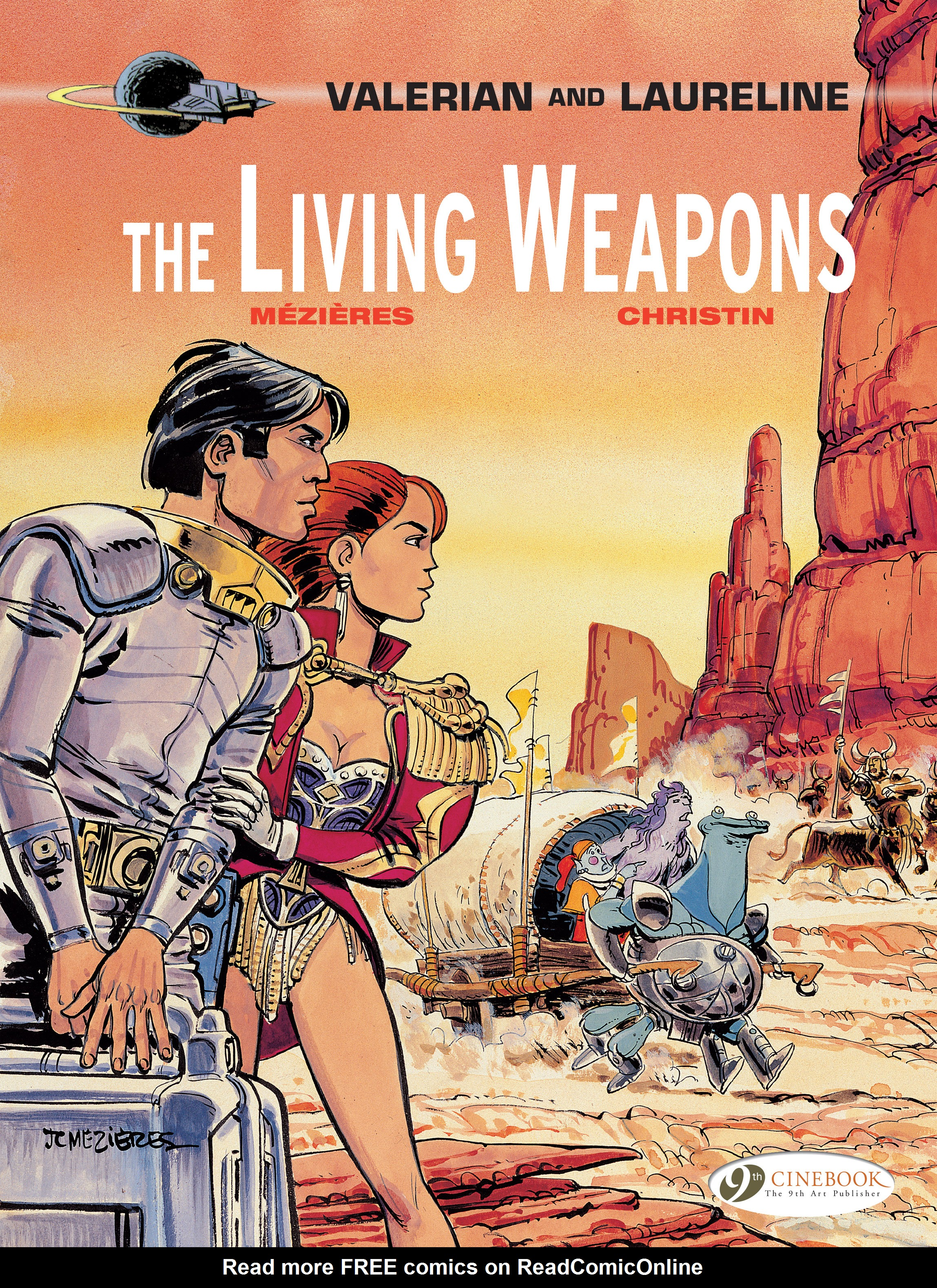 Valerian and Laureline 14 Page 1