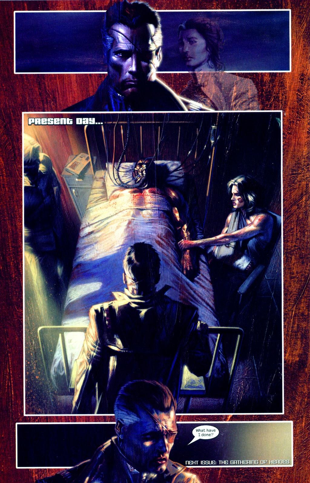 Read online Secret War comic -  Issue #1 - 25