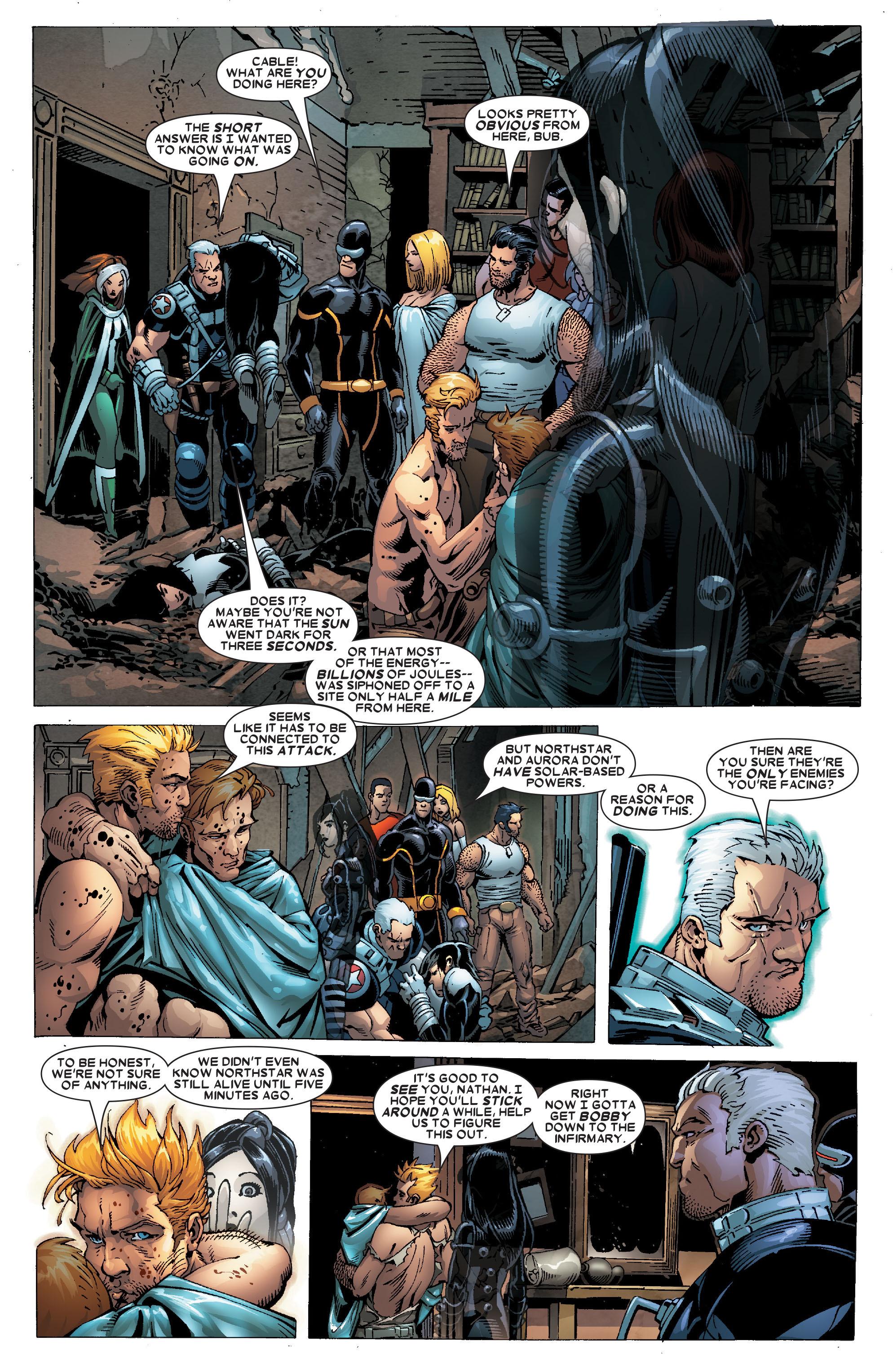 X-Men (1991) 190 Page 15