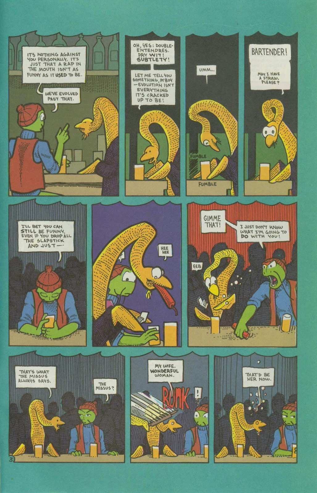 The Fish Police issue 16 - Page 26