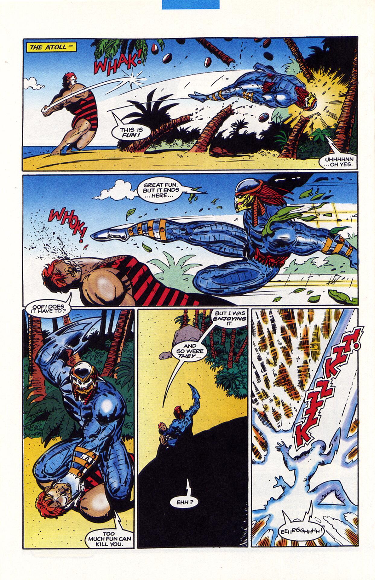 Read online Battletide comic -  Issue #1 - 21