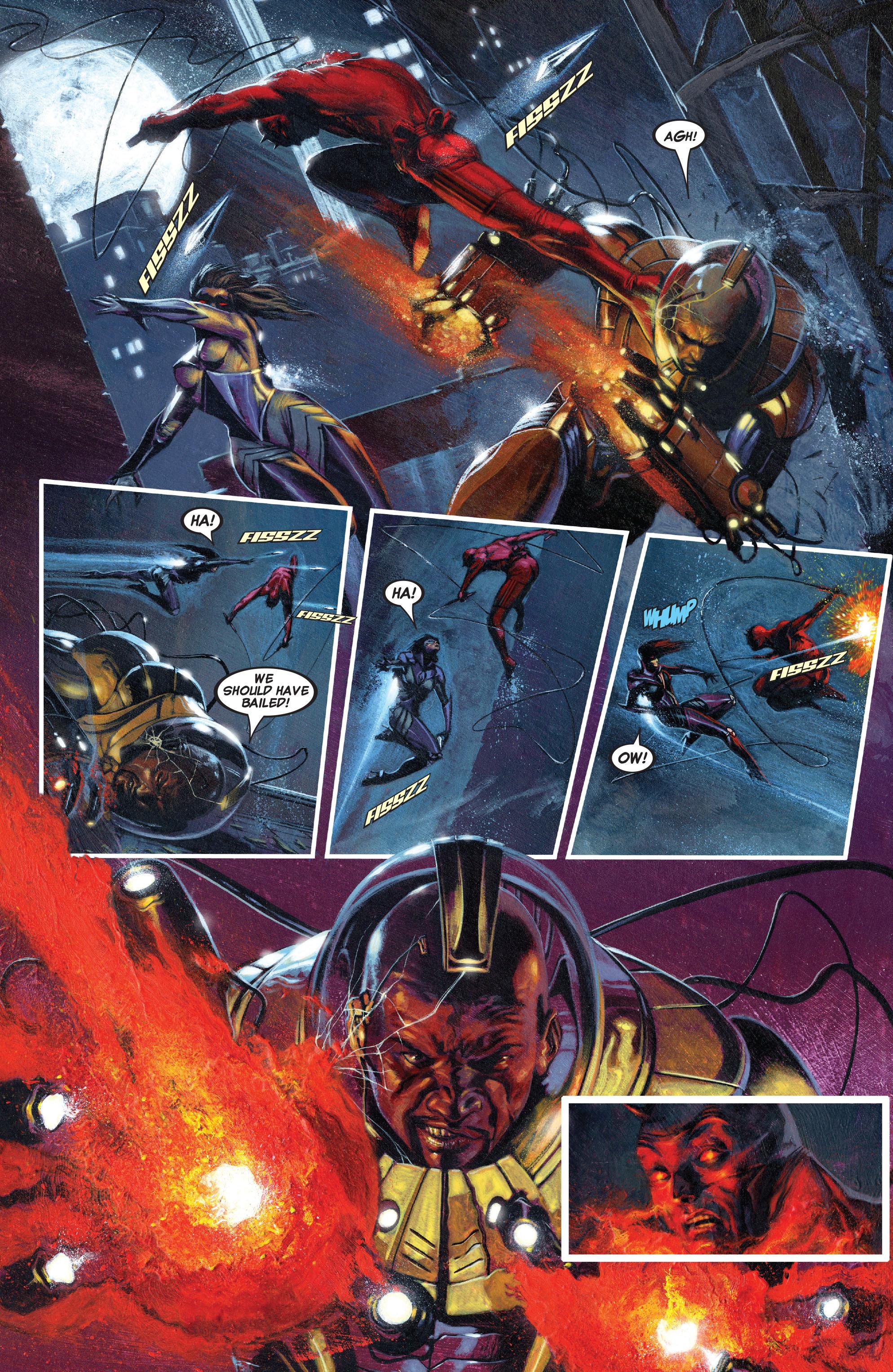 Read online Secret War comic -  Issue # Full - 65