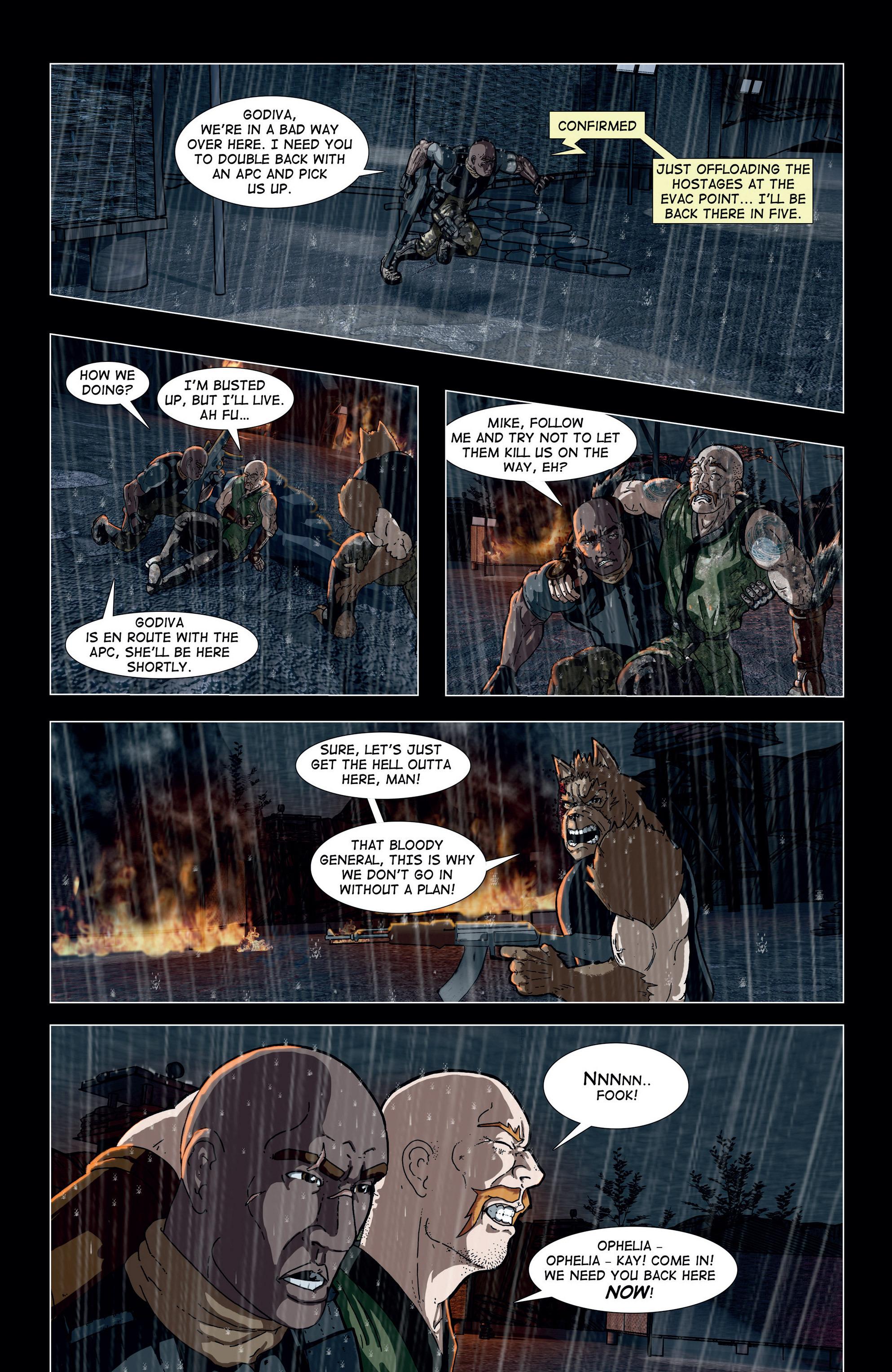 Read online Vanguard (2015) comic -  Issue #2 - 18