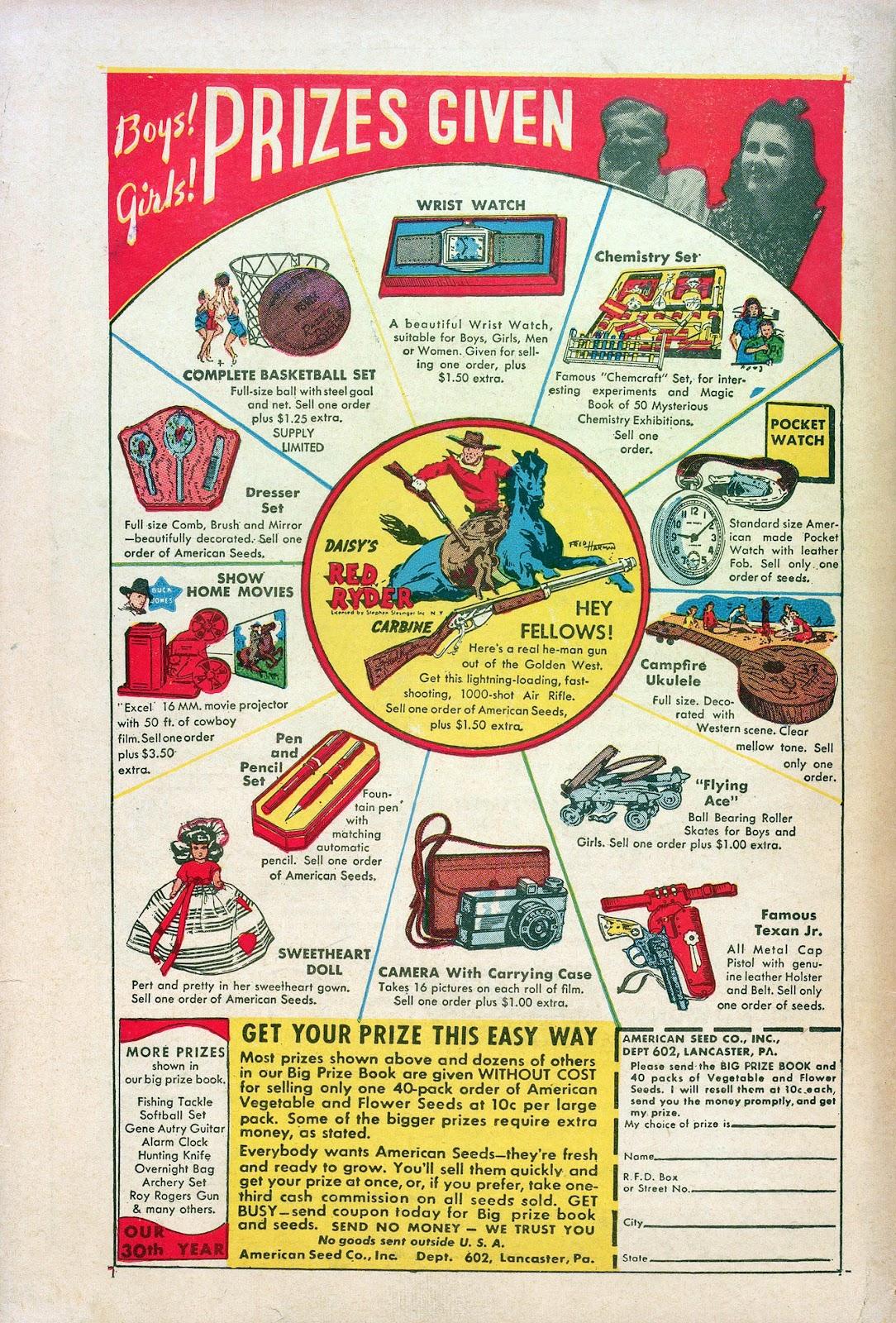Georgie Comics (1945) issue 16 - Page 52