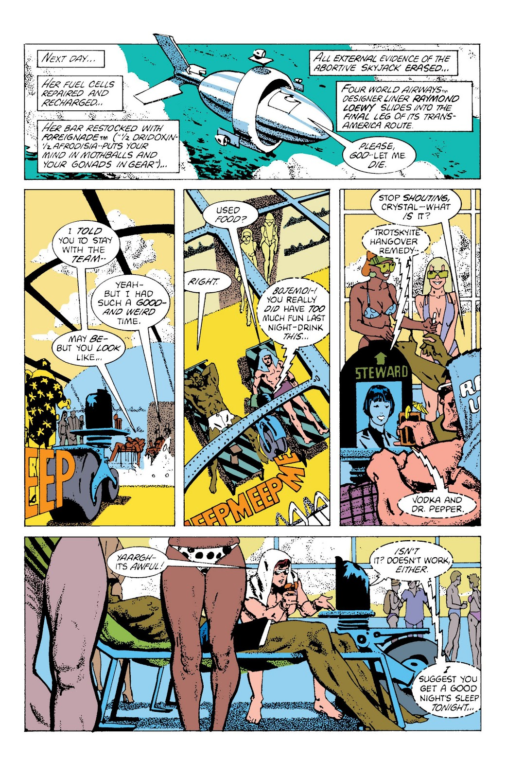 American Flagg! issue Definitive Collection (Part 2) - Page 60