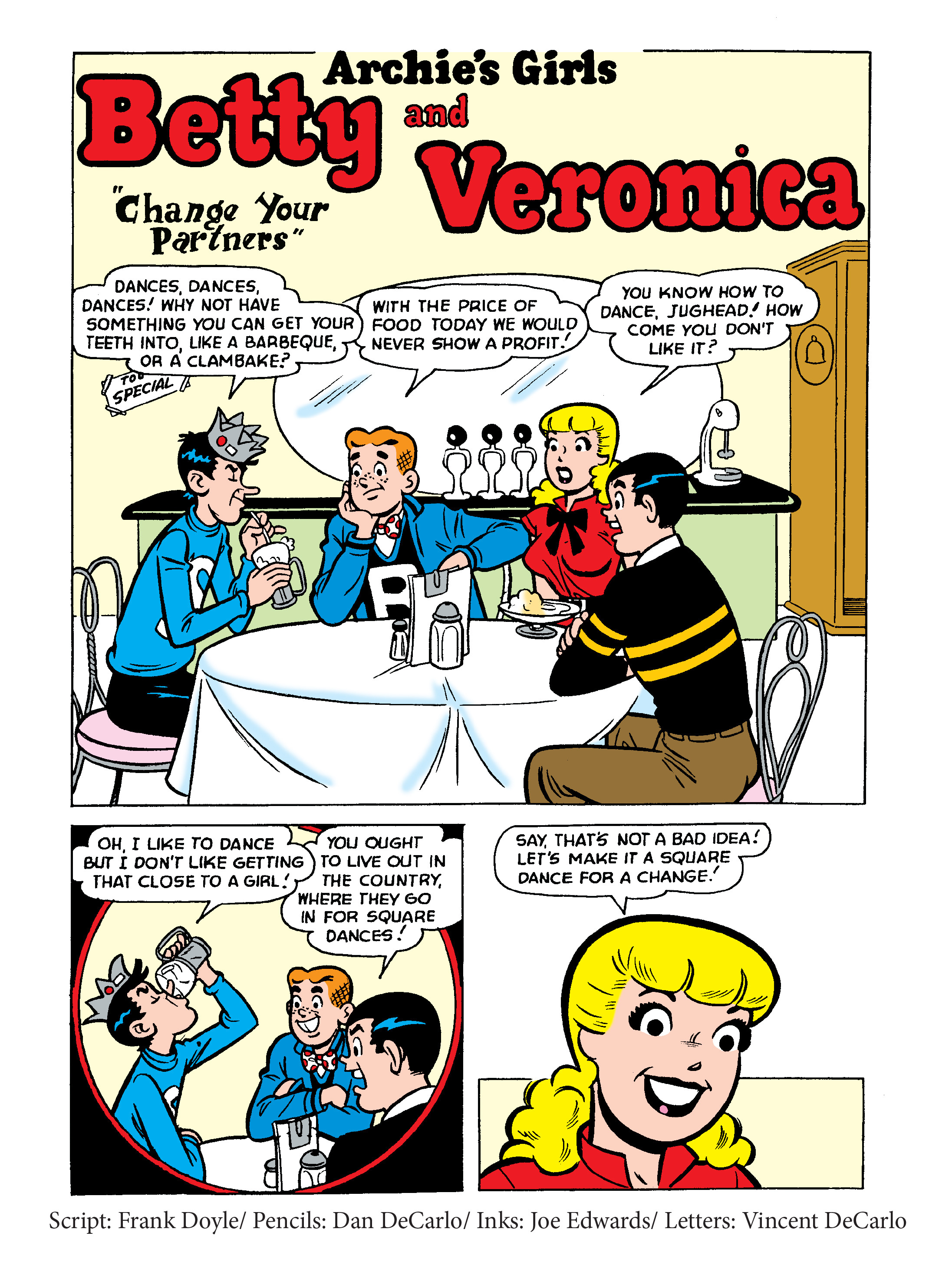 Read online Archie 75th Anniversary Digest comic -  Issue #4 - 140