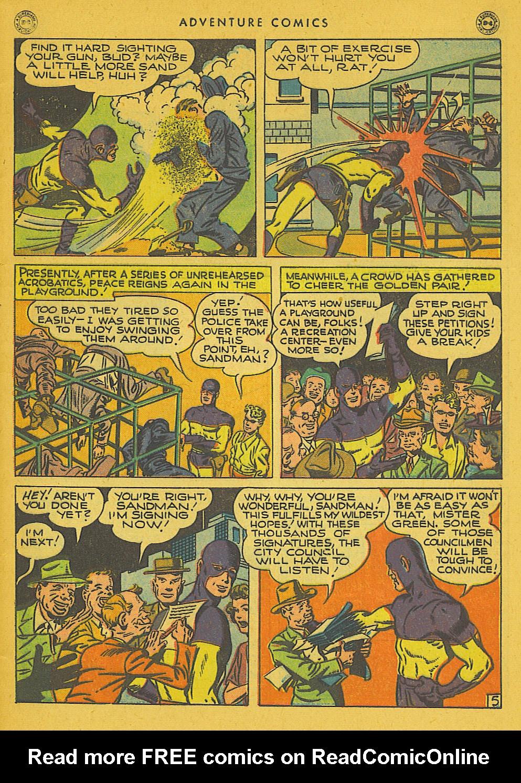 Read online Adventure Comics (1938) comic -  Issue #102 - 6
