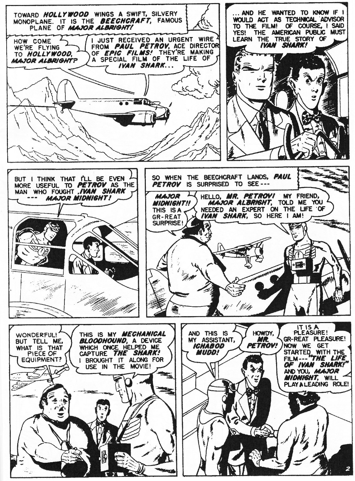 Read online Men of Mystery Comics comic -  Issue #75 - 59