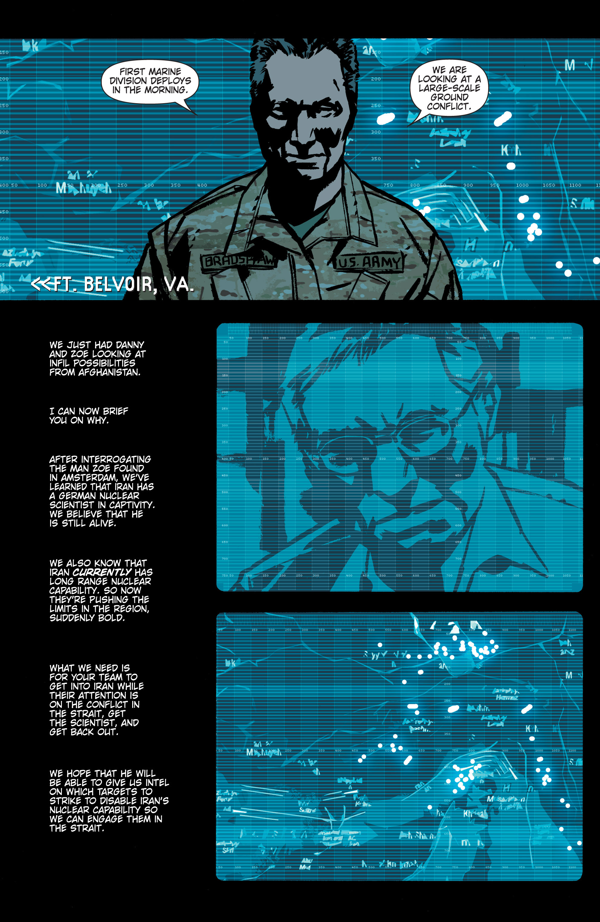 Read online The Activity comic -  Issue #15 - 17
