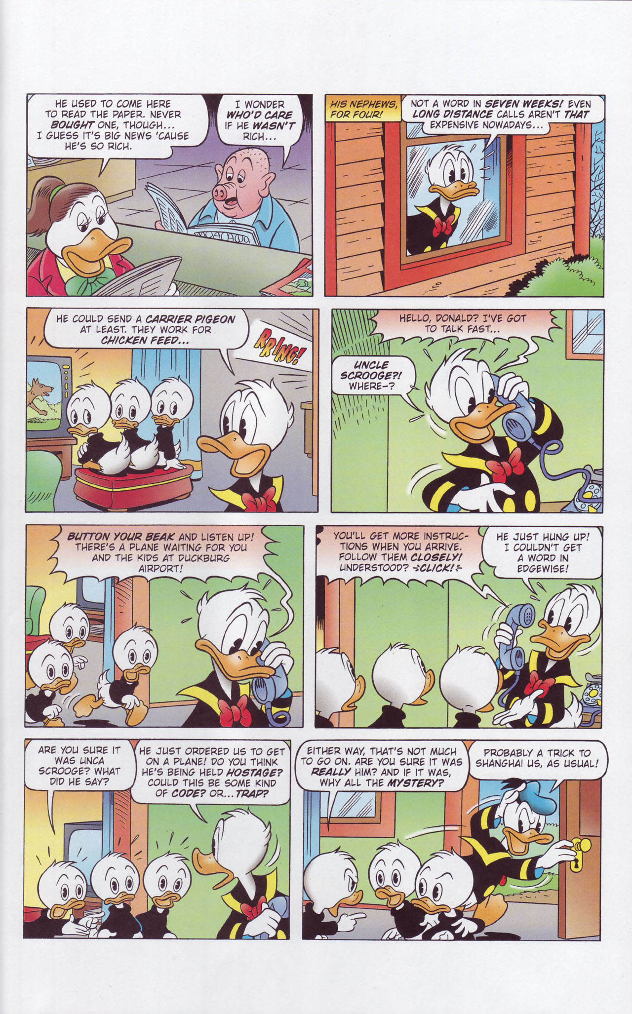 Read online Uncle Scrooge (1953) comic -  Issue #357 - 37