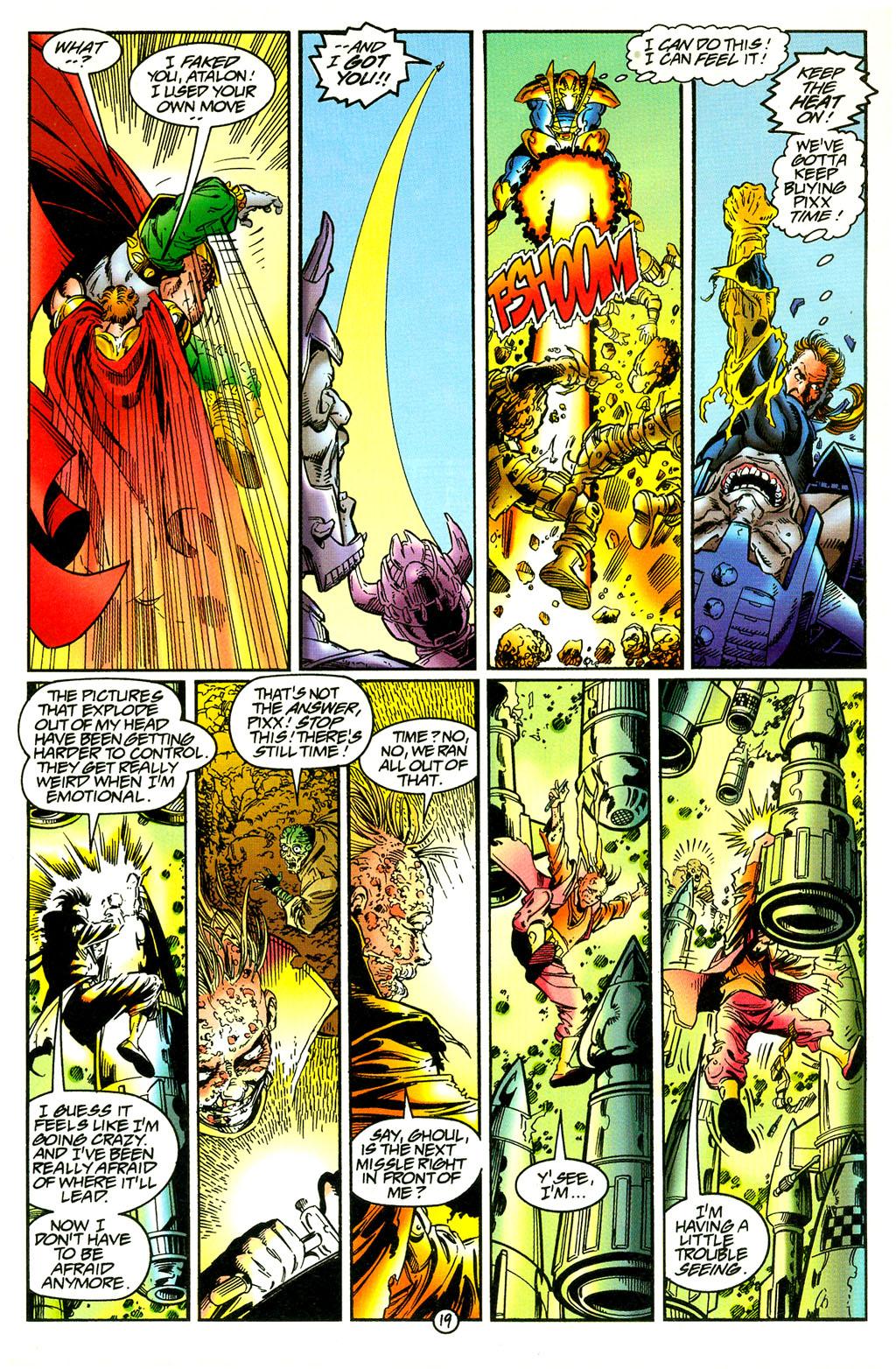 Read online UltraForce (1994) comic -  Issue #5 - 20