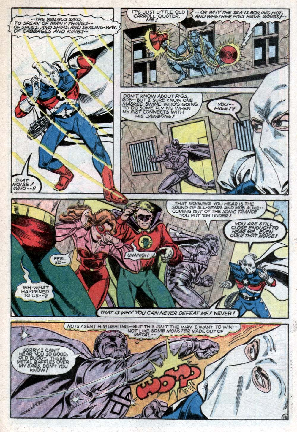 Read online All-Star Squadron comic -  Issue #40 - 16