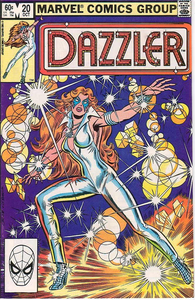 Dazzler (1981) 20 Page 1