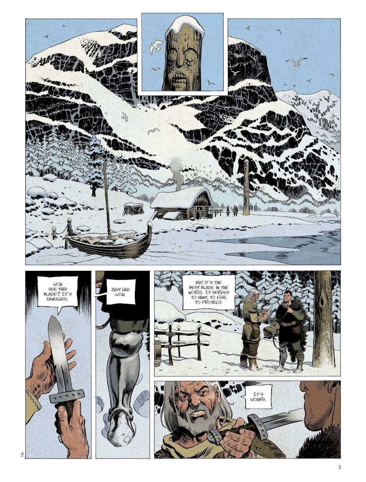 Read online Asgard comic -  Issue #2 - 5