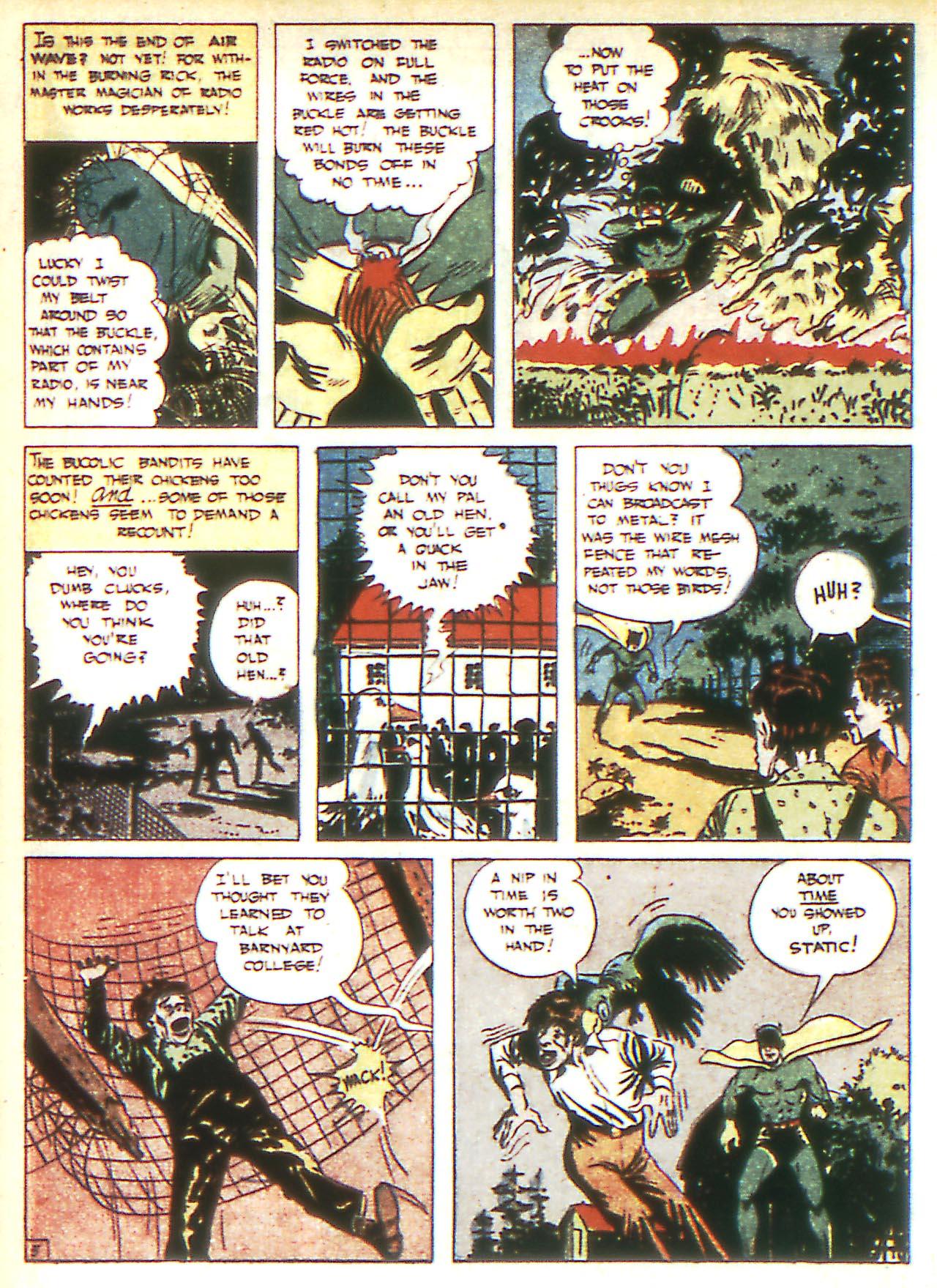 Read online Detective Comics (1937) comic -  Issue #81 - 42