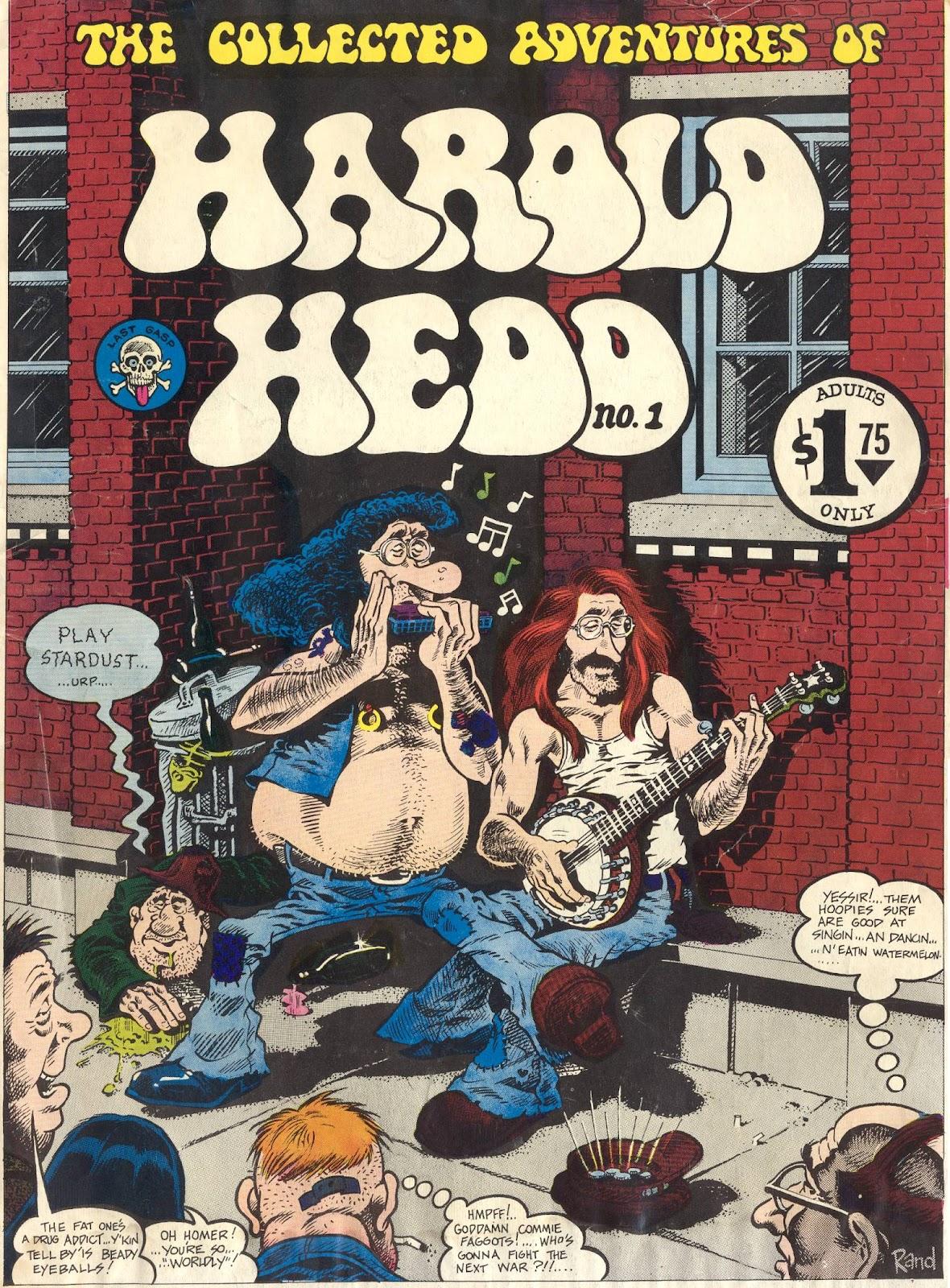 Harold Hedd 1 Page 1