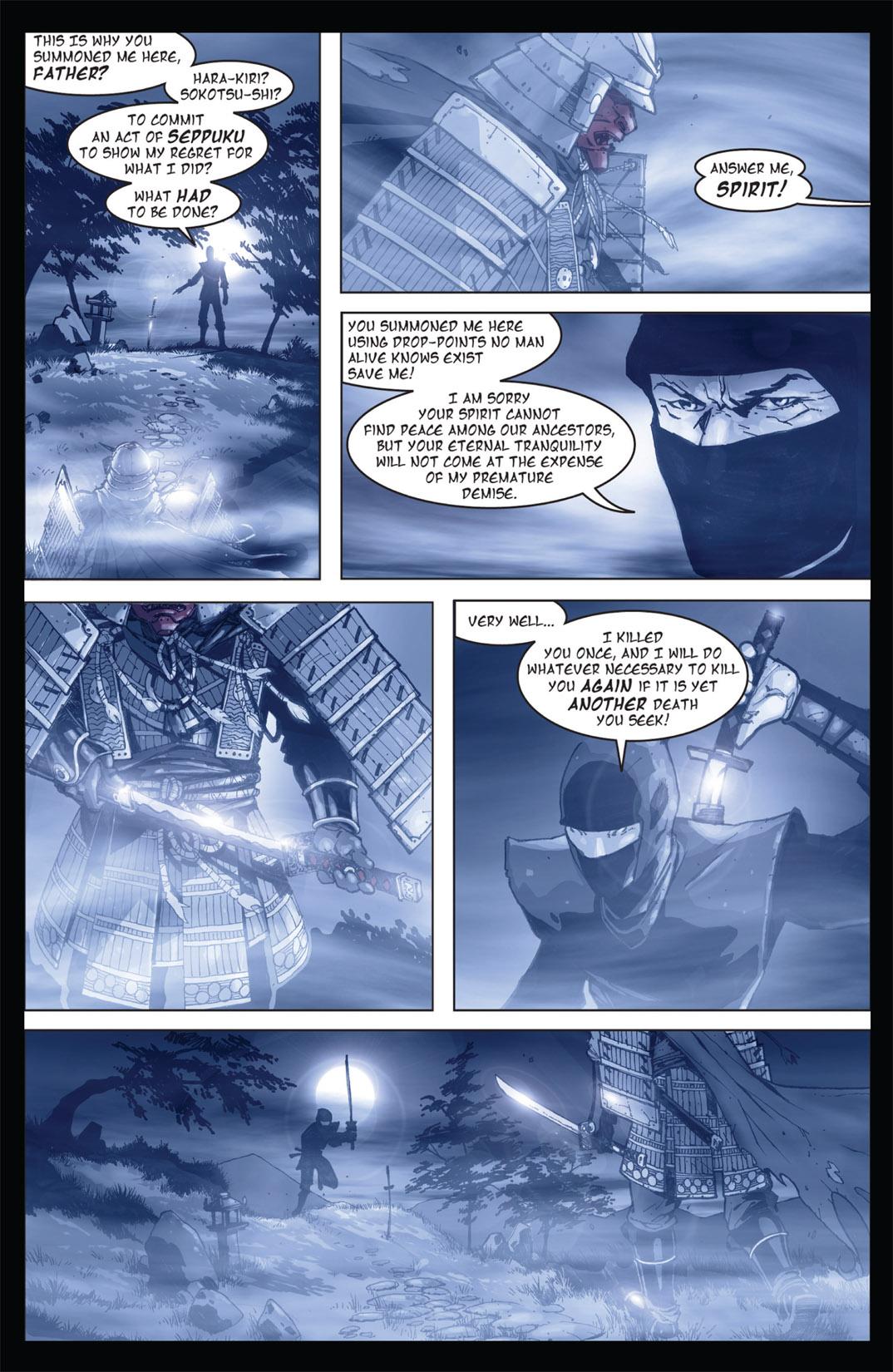 Read online Nightmare World comic -  Issue # Vol. 1 Thirteen Tales of Terror - 55