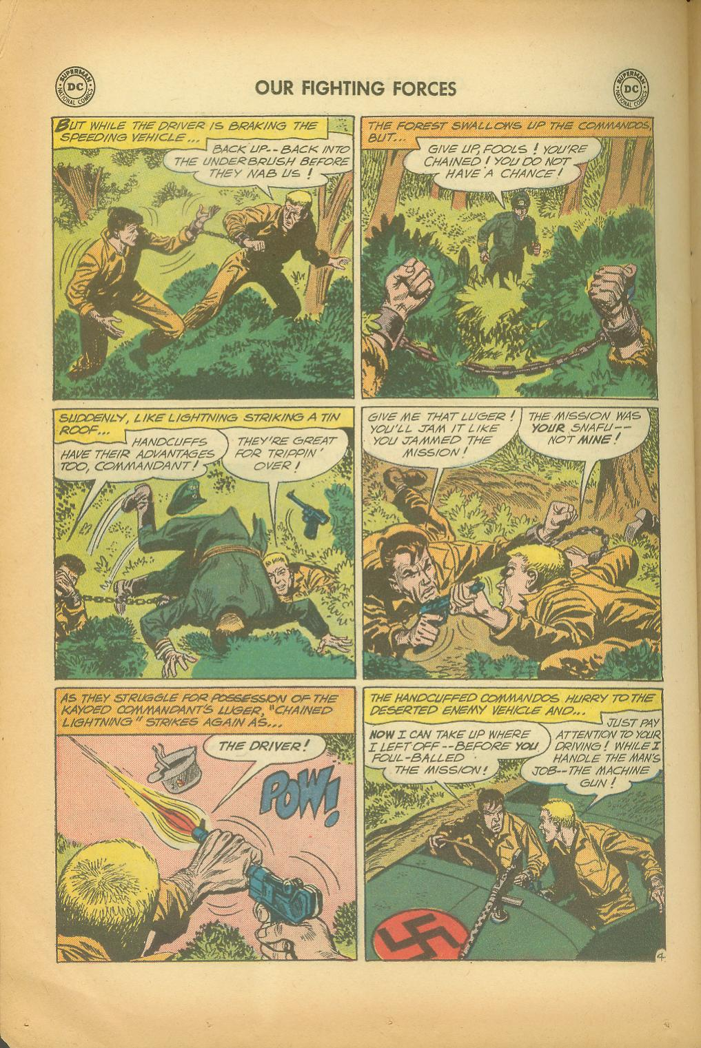 Our Fighting Forces (1954) issue 65 - Page 30