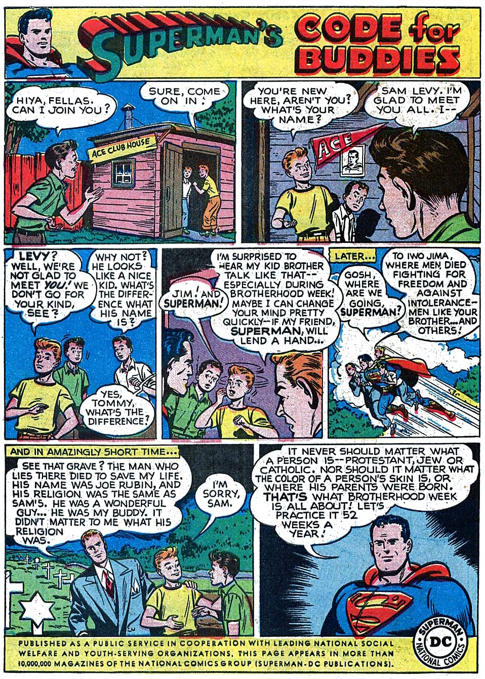 Comic Cavalcade issue 38 - Page 74