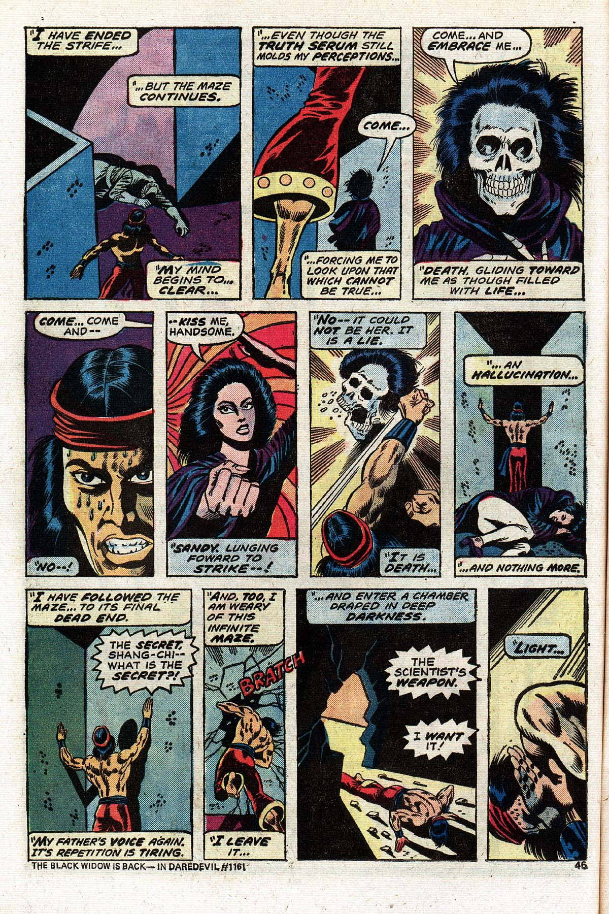 Read online Giant-Size Master of Kung Fu comic -  Issue #2 - 39