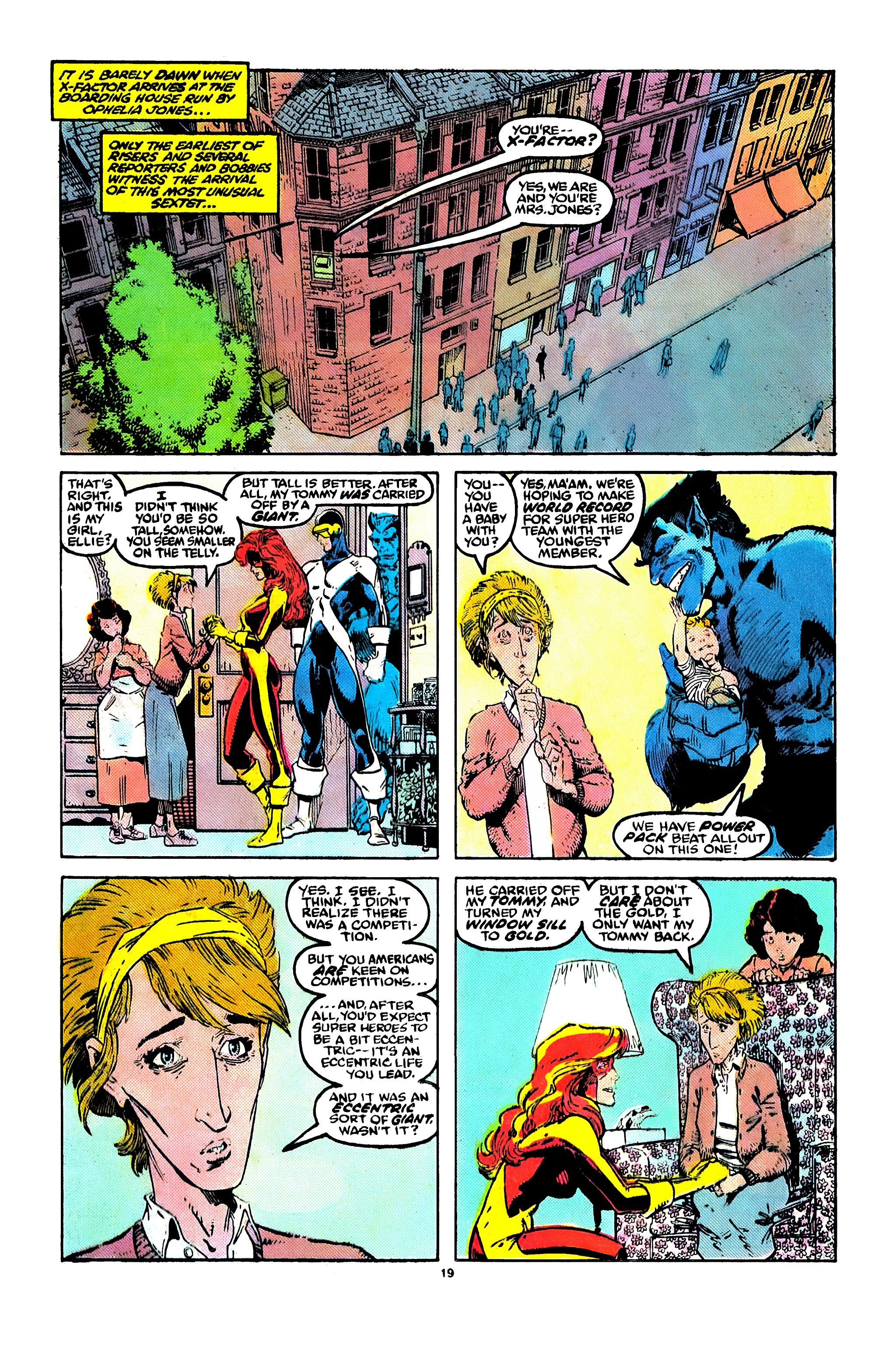 Read online X-Factor (1986) comic -  Issue #41 - 16