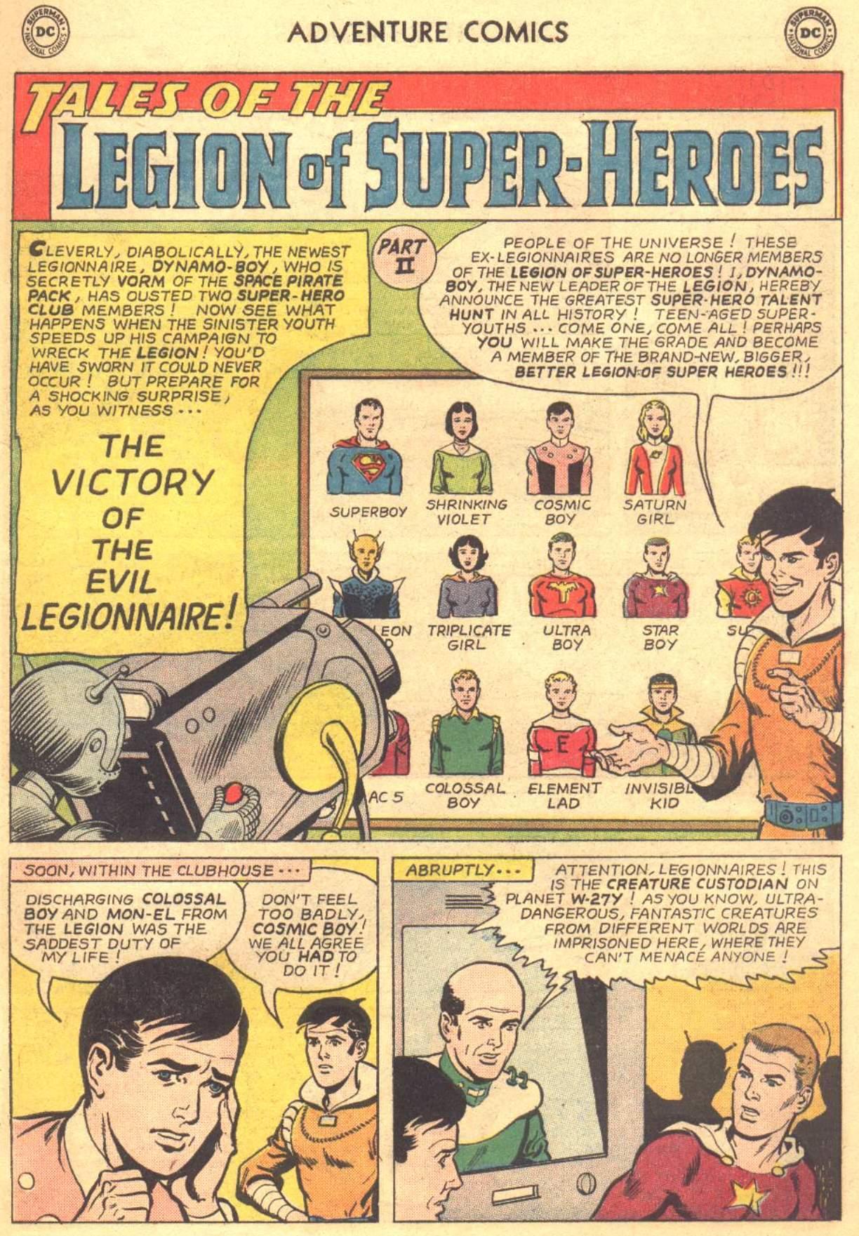 Read online Adventure Comics (1938) comic -  Issue #330 - 13