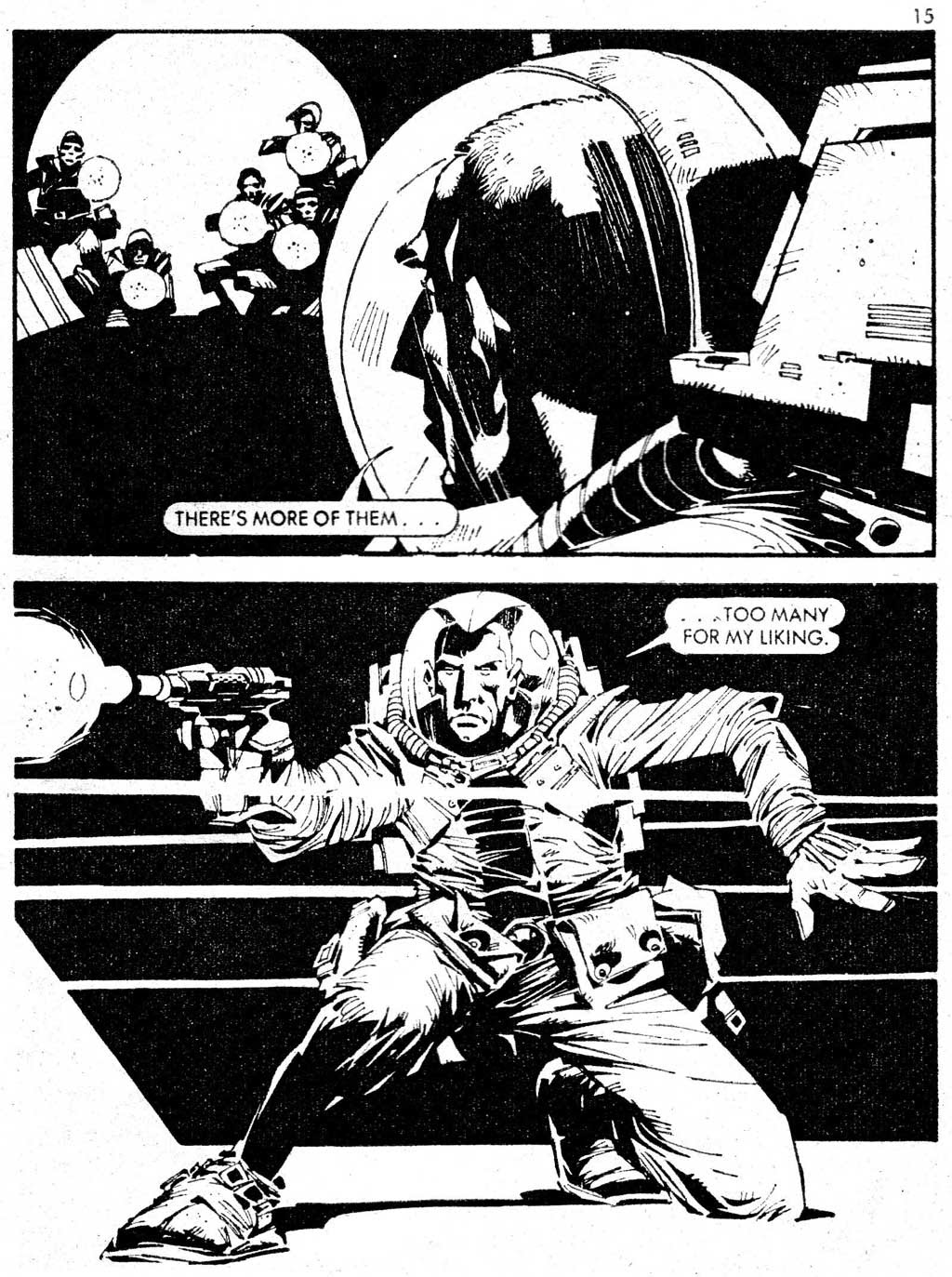 Starblazer issue 71 - Page 15