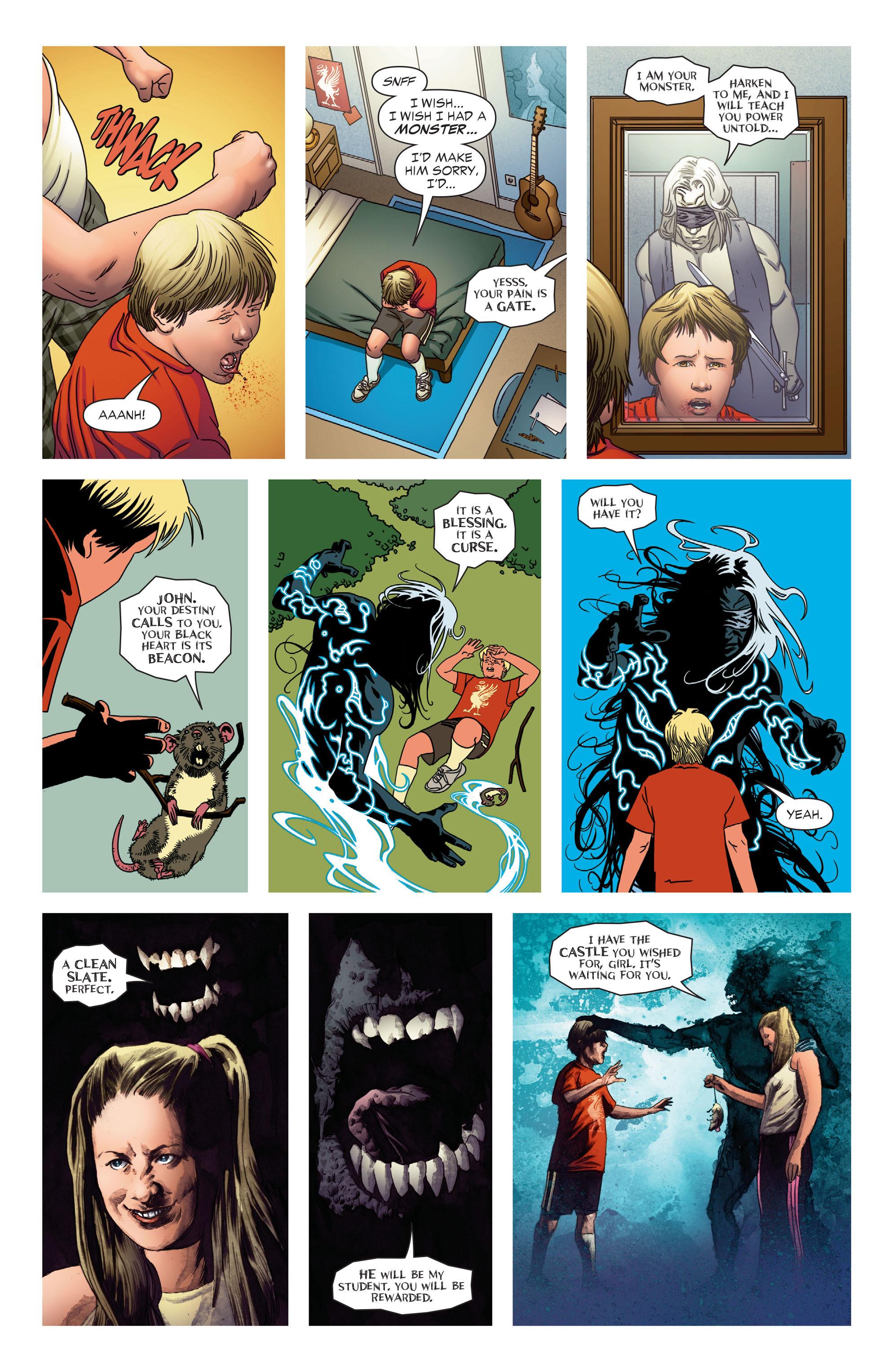 Read online Secret Origins (2014) comic -  Issue #11 - 17